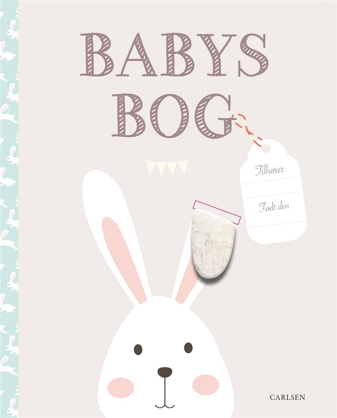 Babys bog - en bog om barnets første år - 9788711983904