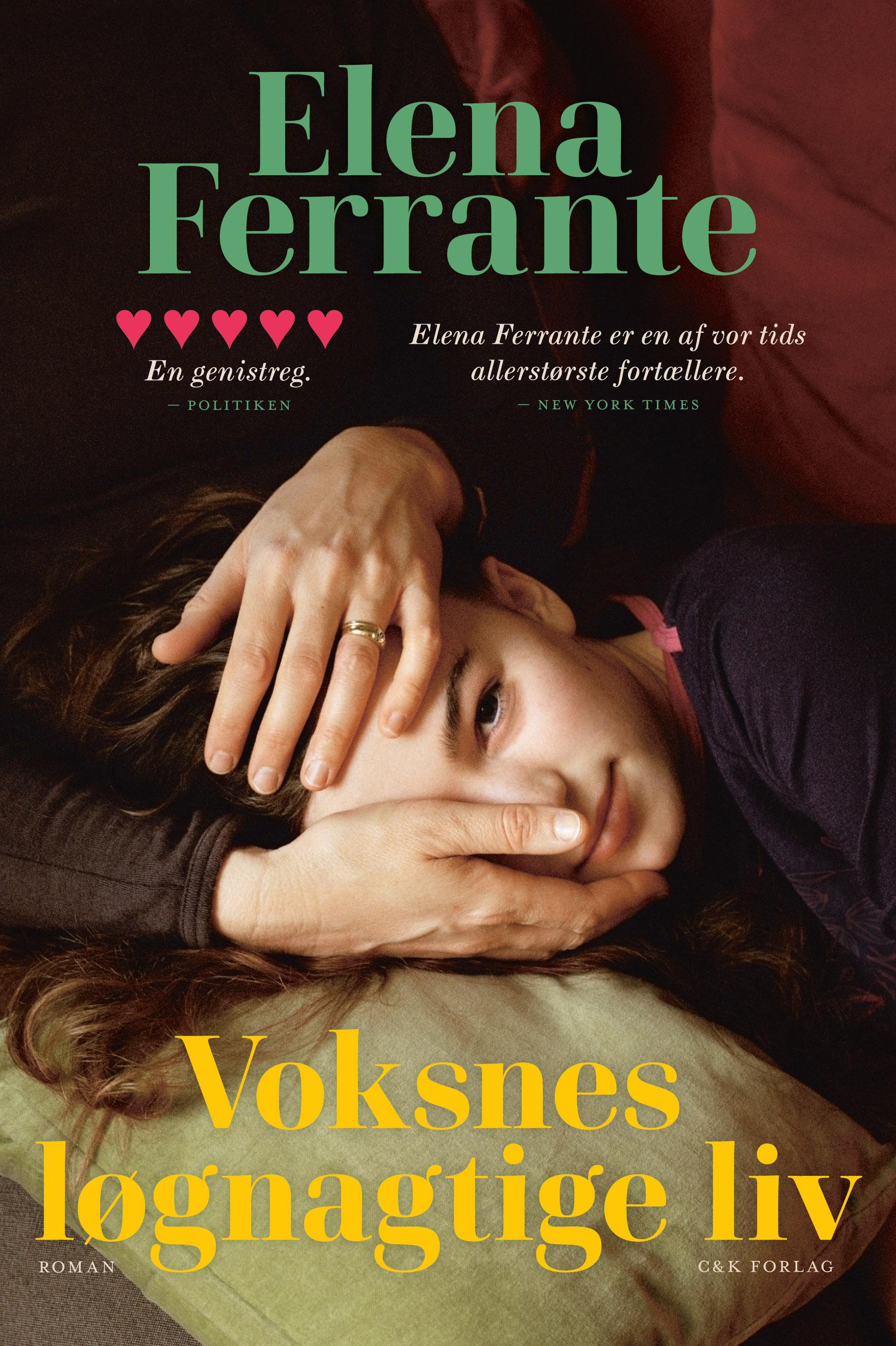 Voksnes løgnagtige liv af Elena Ferrante - 9788740060683