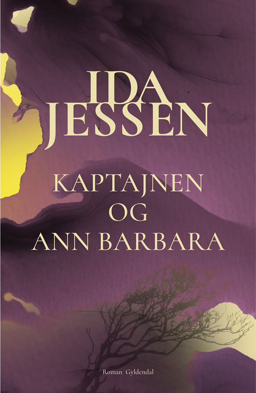 Kaptajnen og Ann Barbara af Ida Jessen - 9788702299007