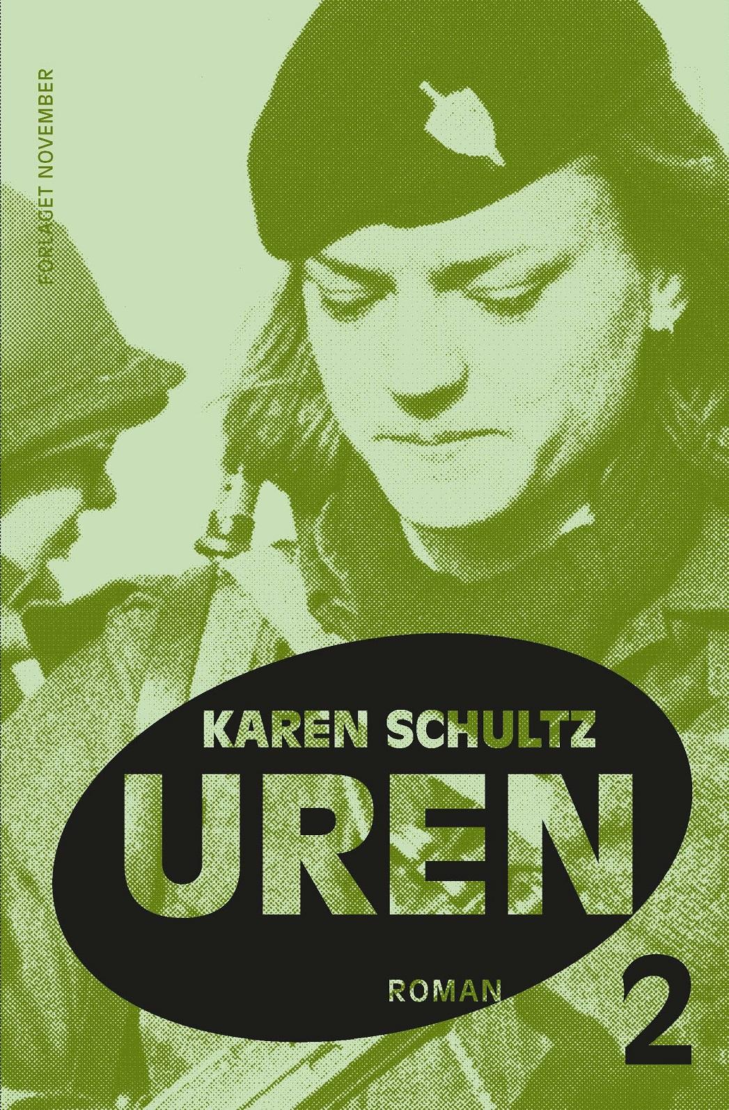 Uren 2 af Karen Schultz - 9788764800258
