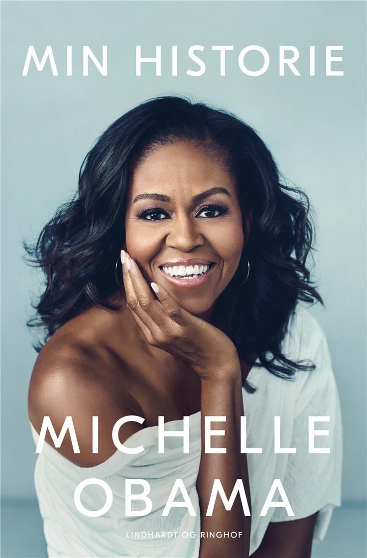 Min historie af Michelle Obama - 9788711993903