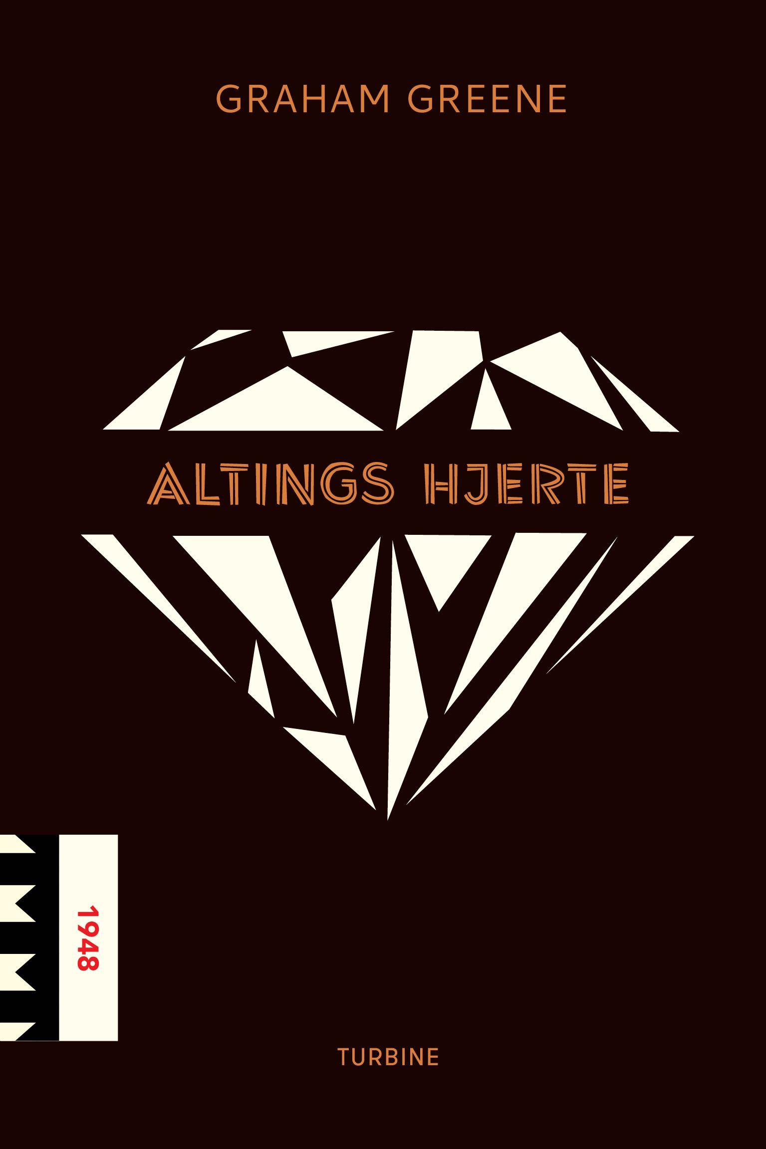 Altings hjerte af Graham Greene - 9788740663884