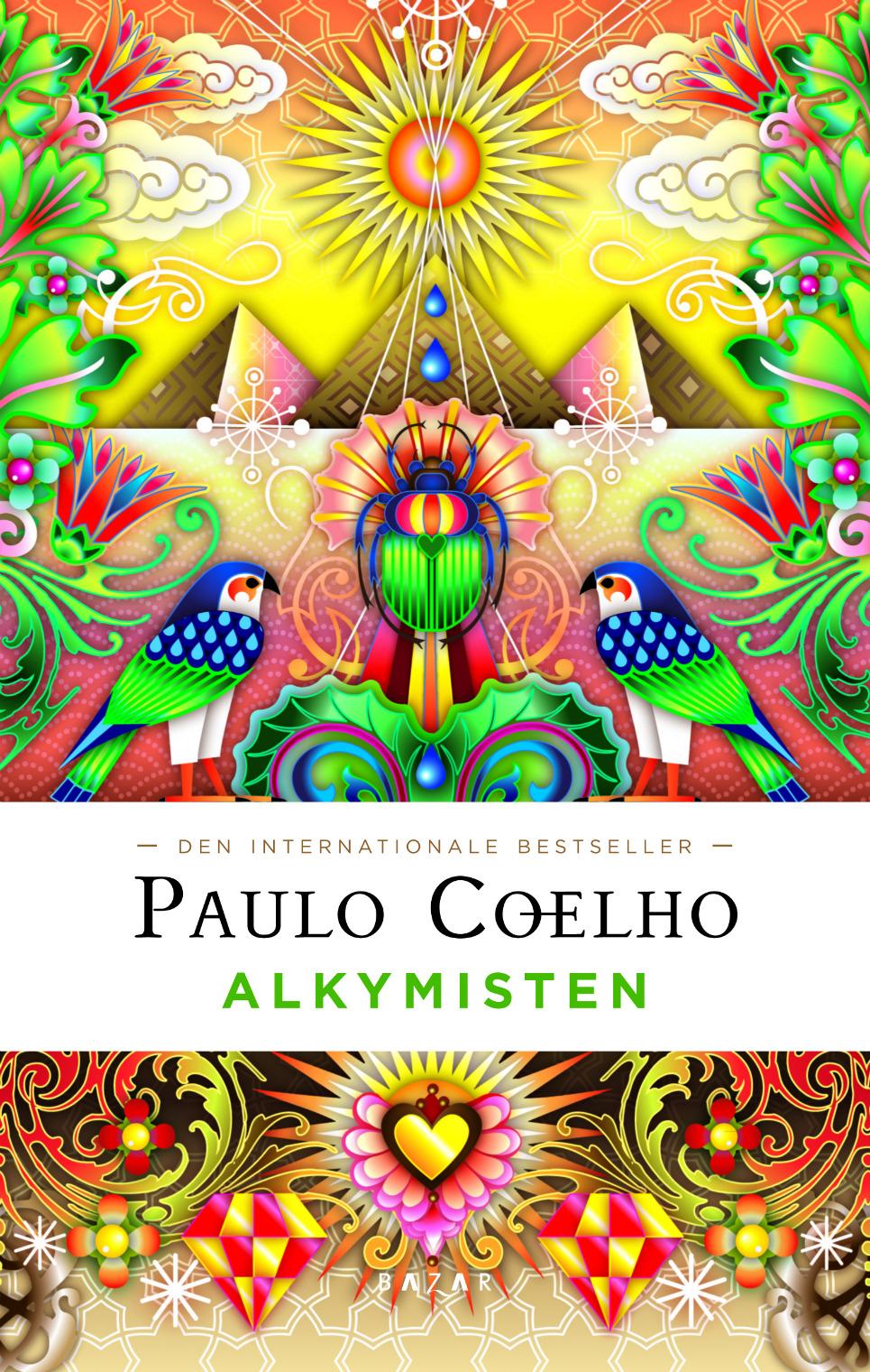 Alkymisten, (Gaveudgave) (Catalina Estrada) af Paulo Coelho
