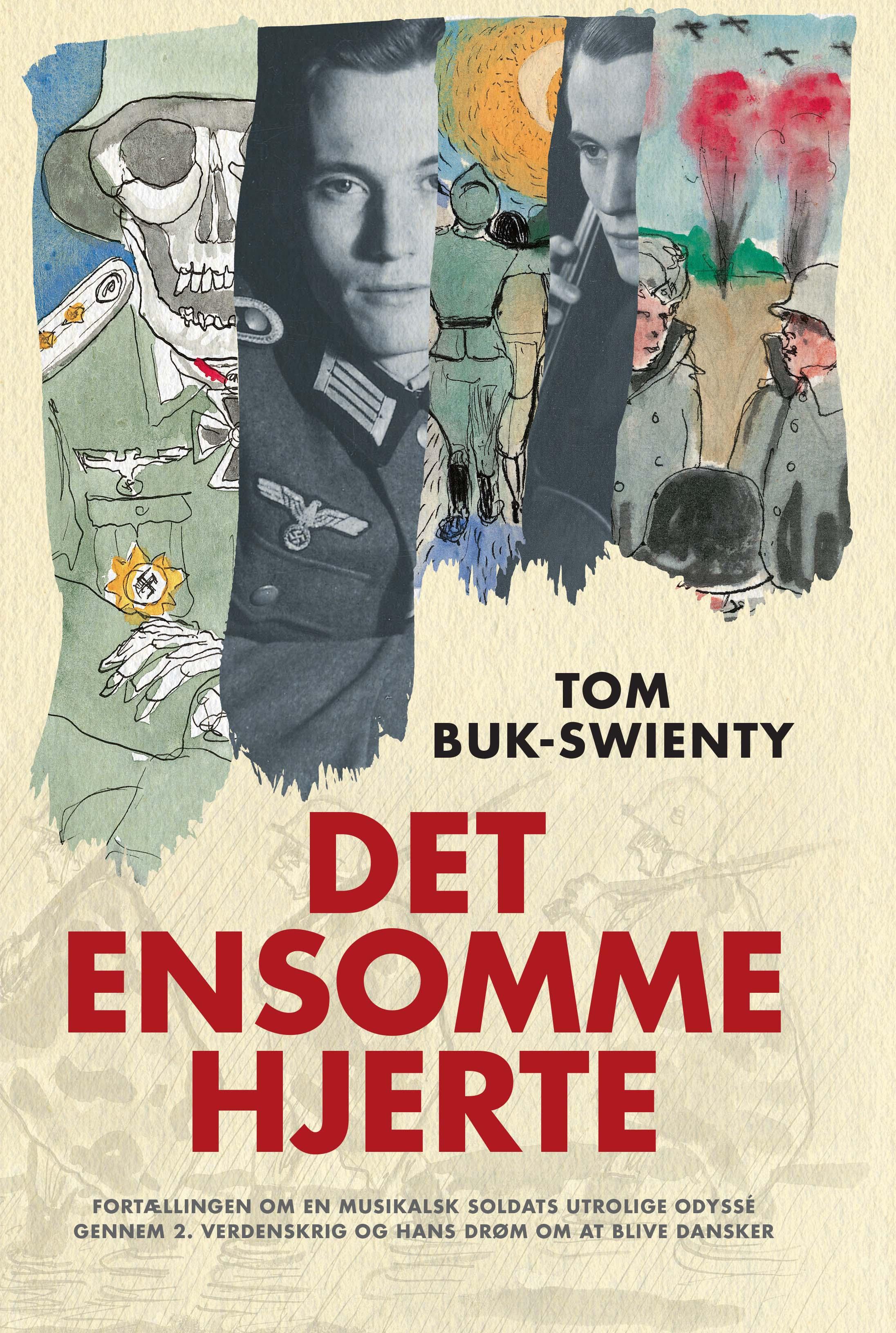 Det ensomme hjerte af Tom Buk-Swienty