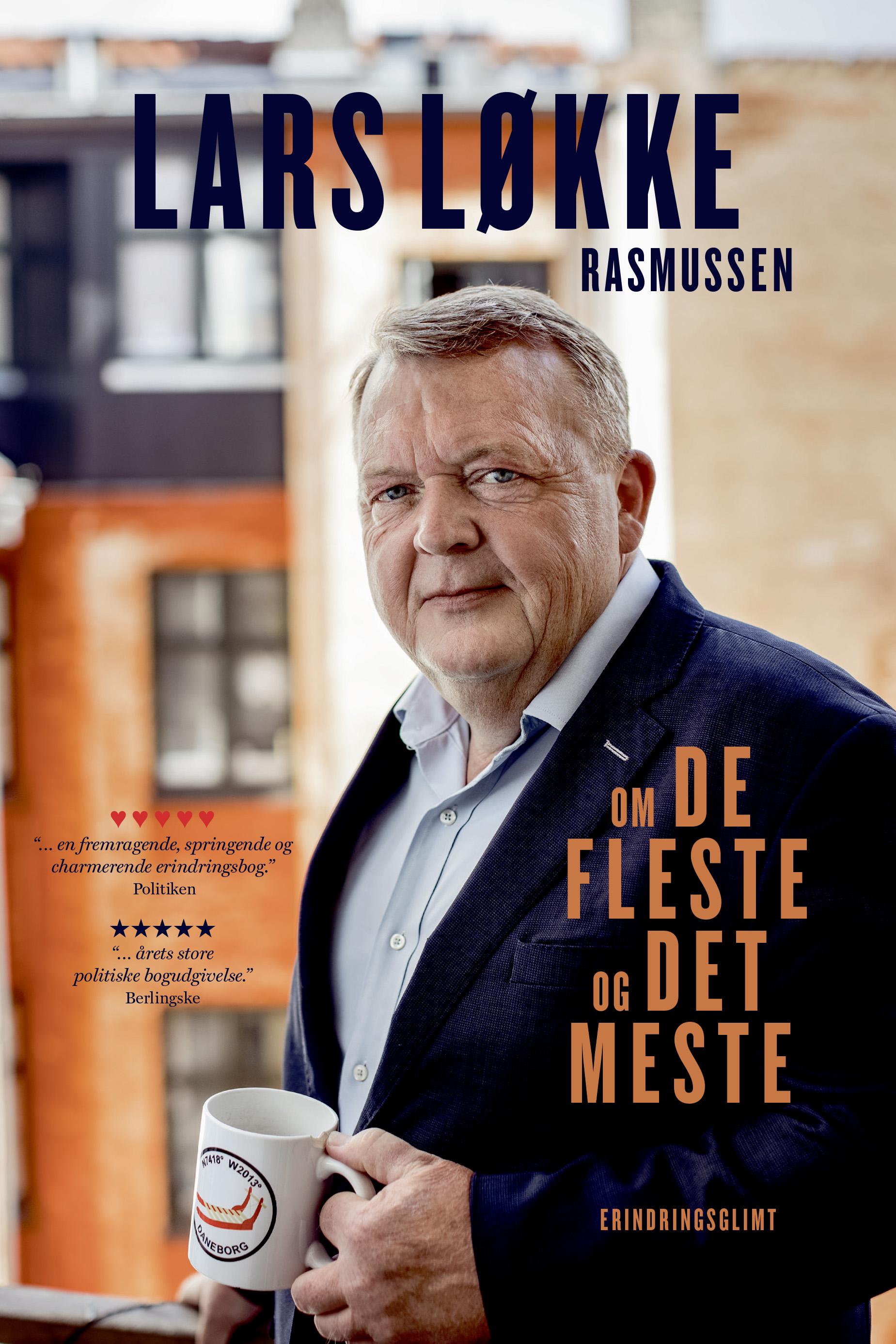 Om de fleste og det meste af Lars Løkke Rasmussen - 9788740062281