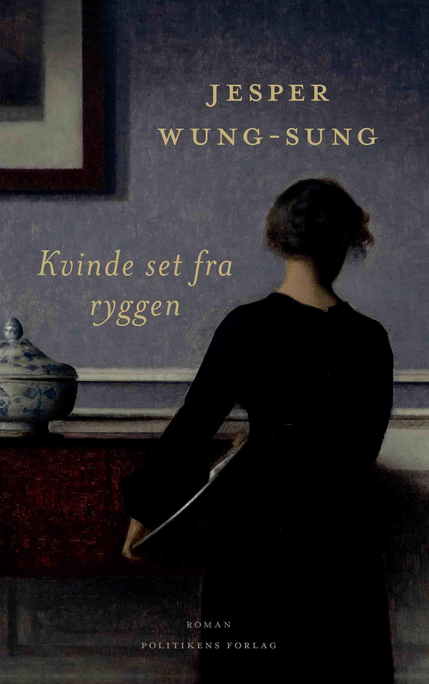 Kvinde set fra ryggen af Jesper Wung-Sung - 9788740067378