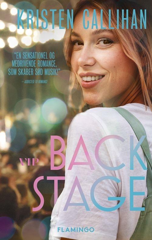 Backstage af Kristen Callihan - 9788702306347
