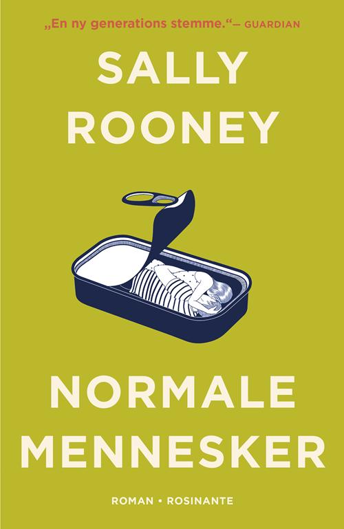 Normale mennesker af Sally Rooney