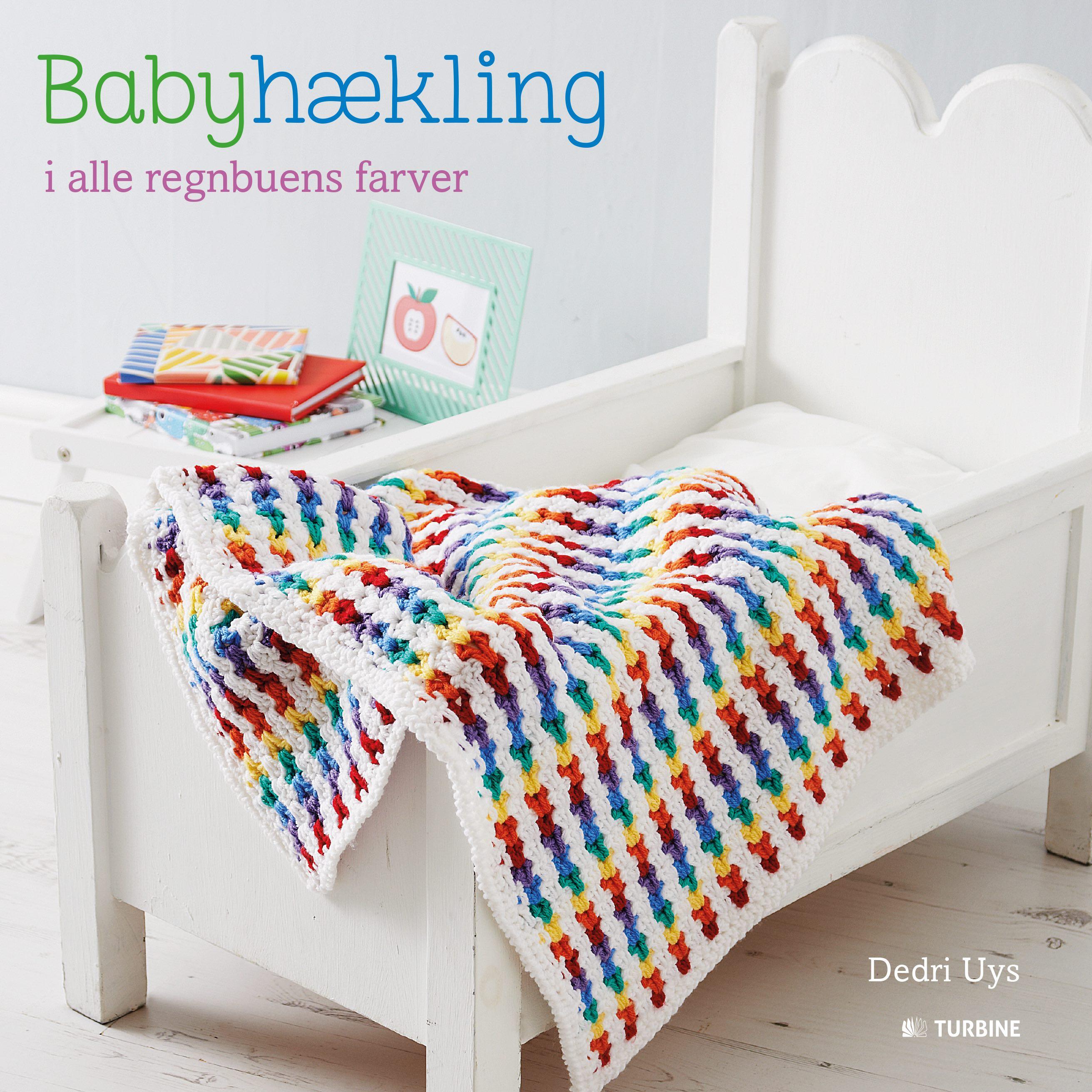 Babyhækling af Dedri Uys - 9788740615289