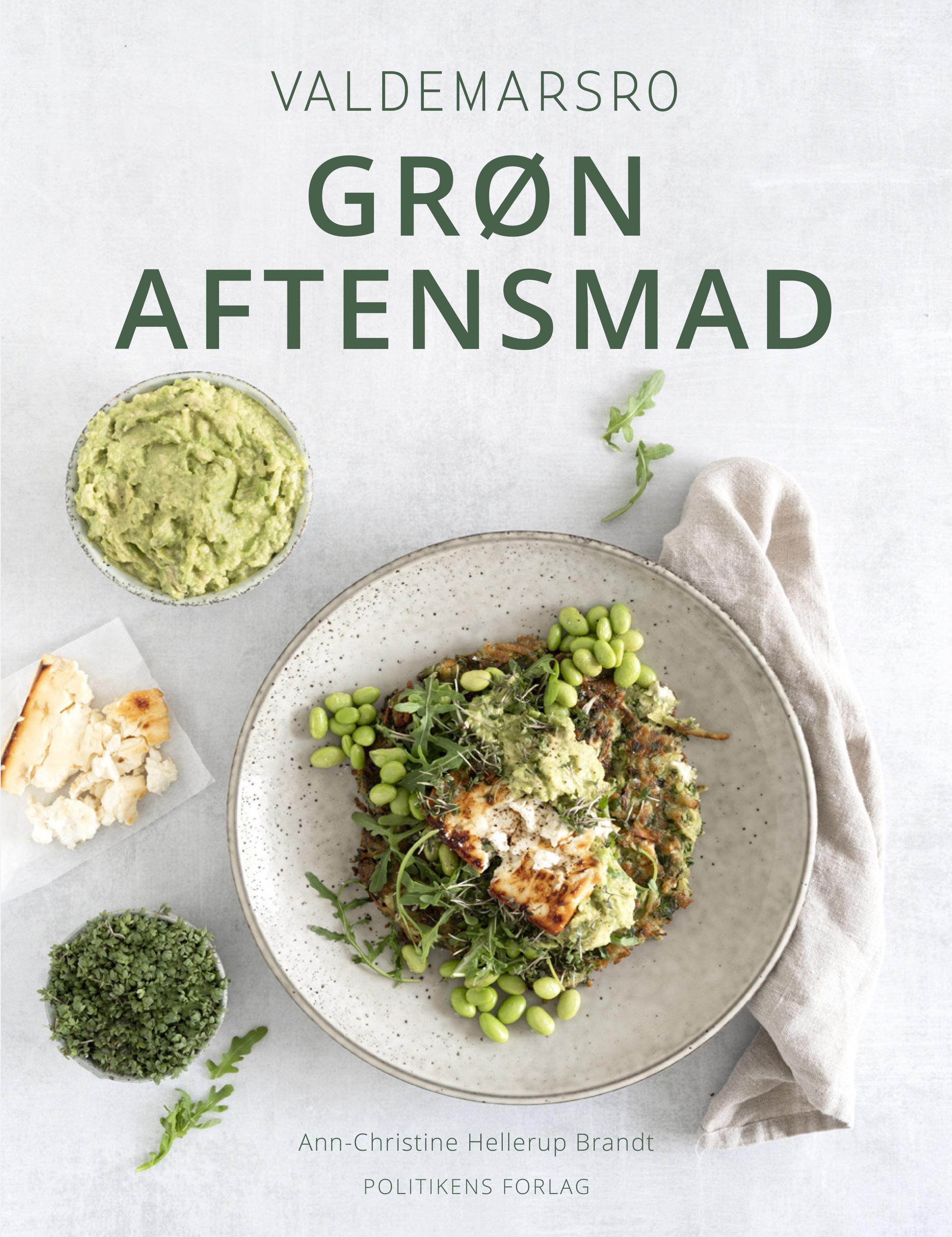 Valdemarsro - Grøn aftensmad - 9788740060690
