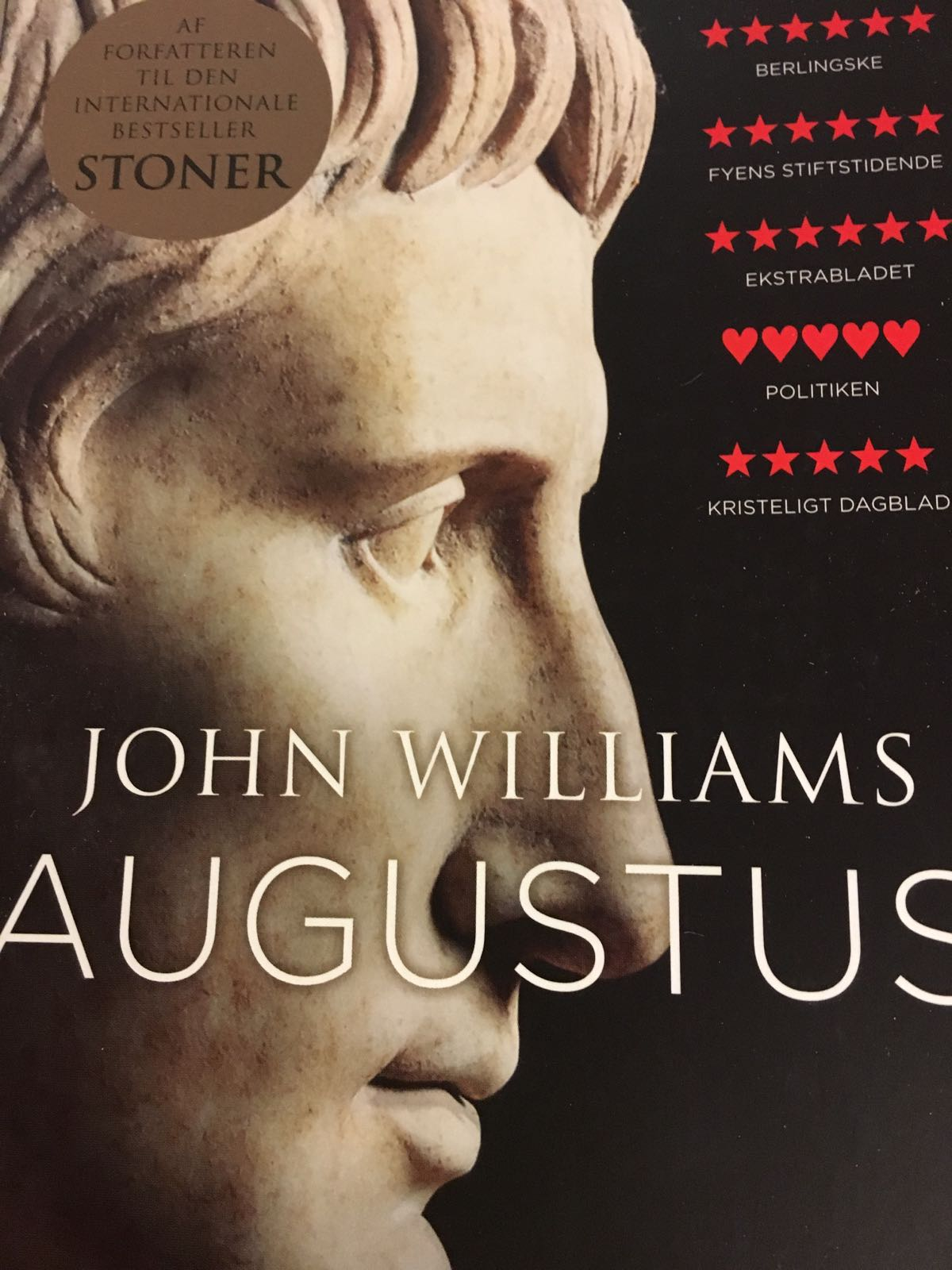 Augustus af John Williams