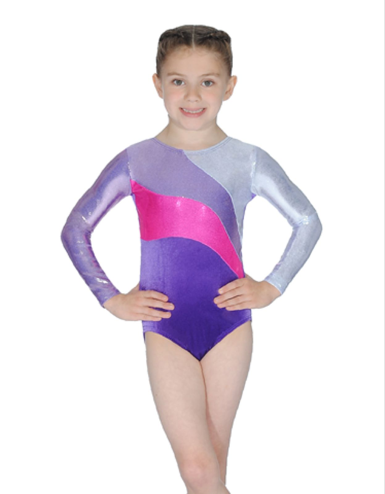 RV - Rome Long Sleeved Gymnastics Leo