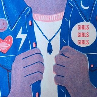 Girls! Girls! Girls! - Allolune