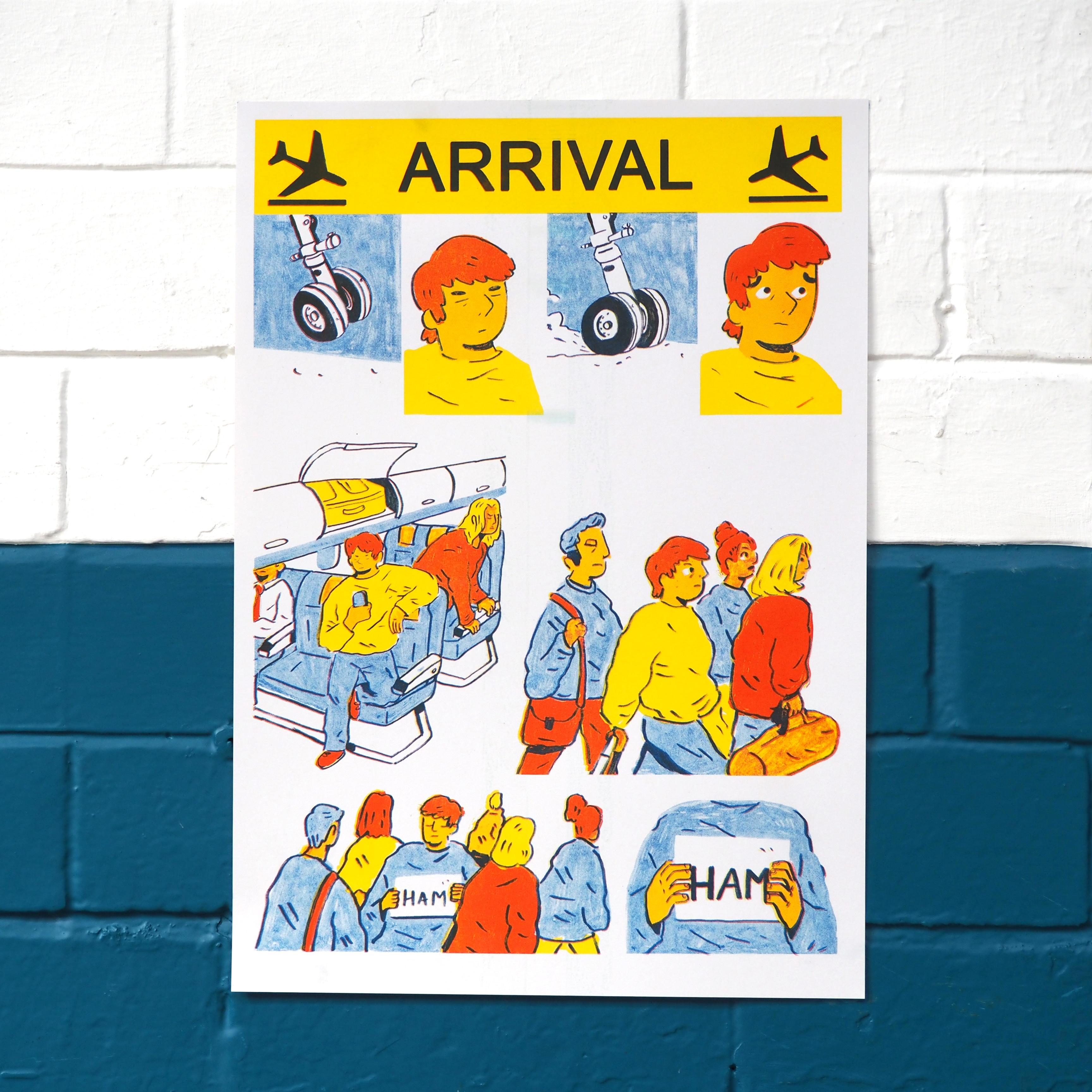 Arrival - HAM