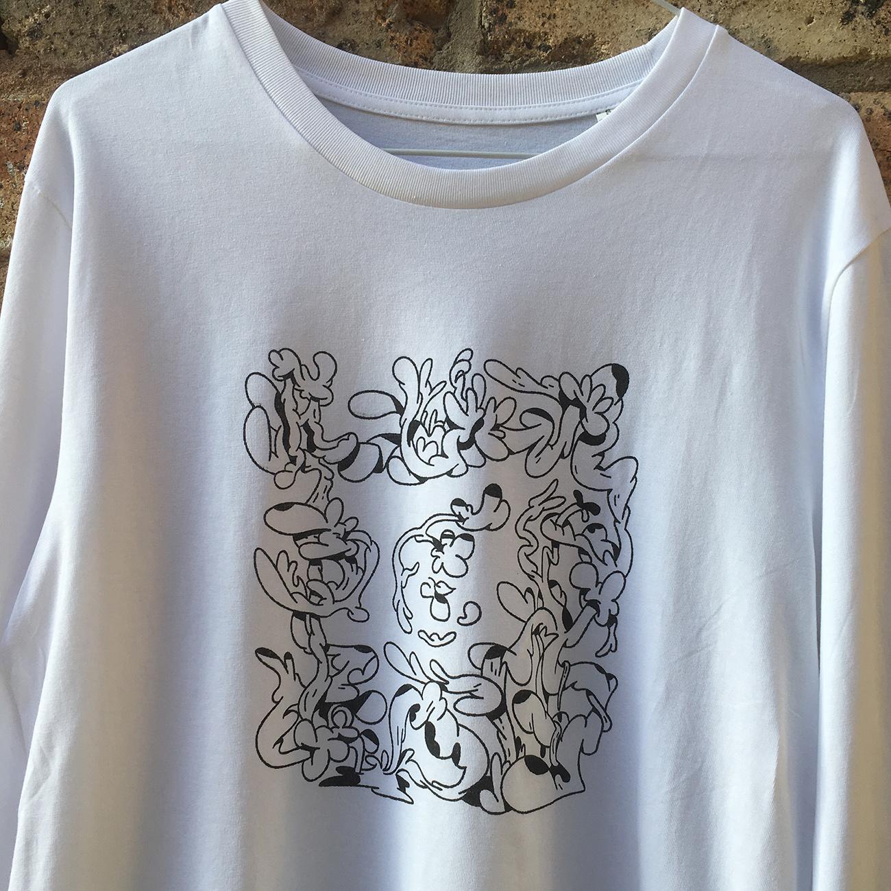 'Organic Matter' T-shirt by Matt Gow