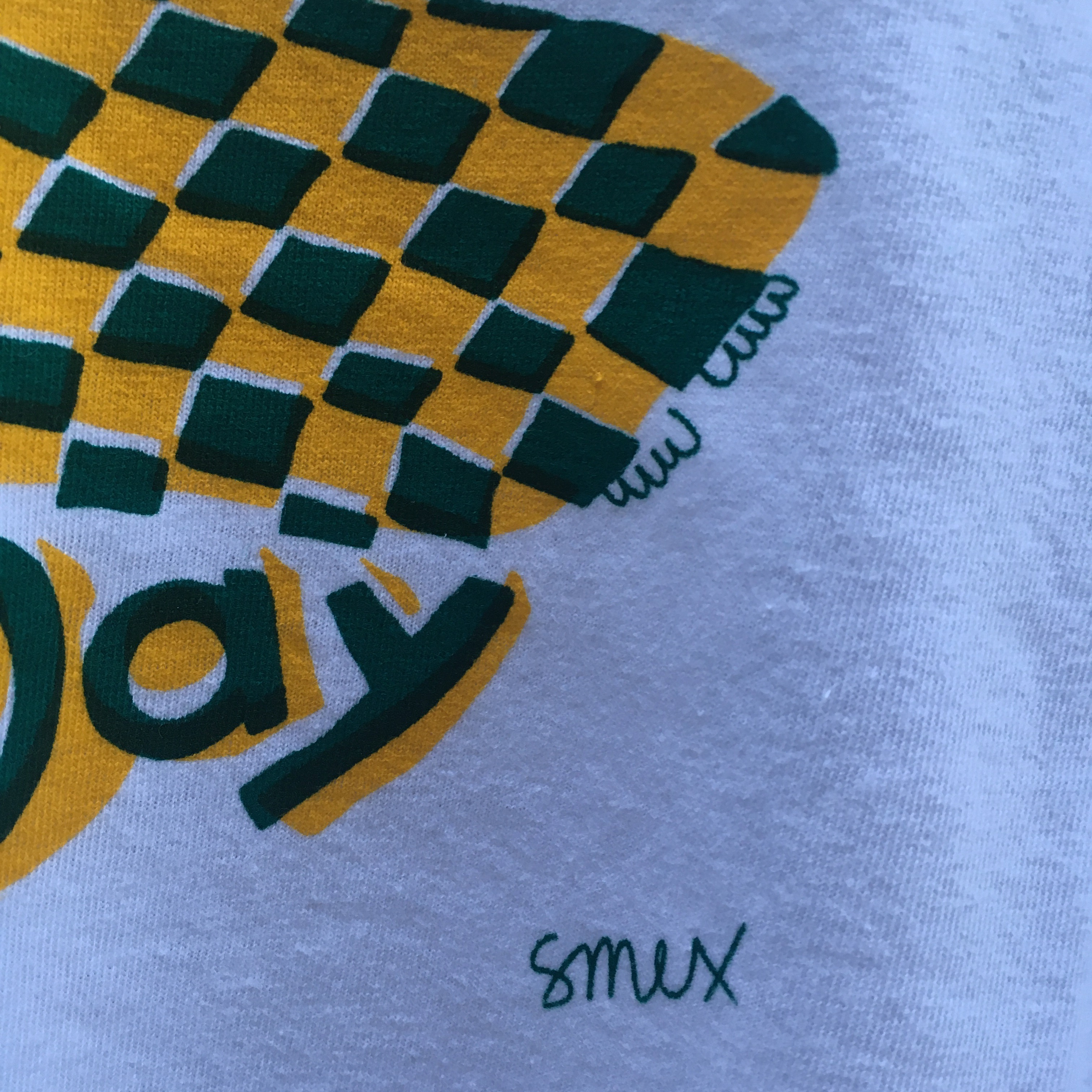 Bed Day Tshirt - Smex