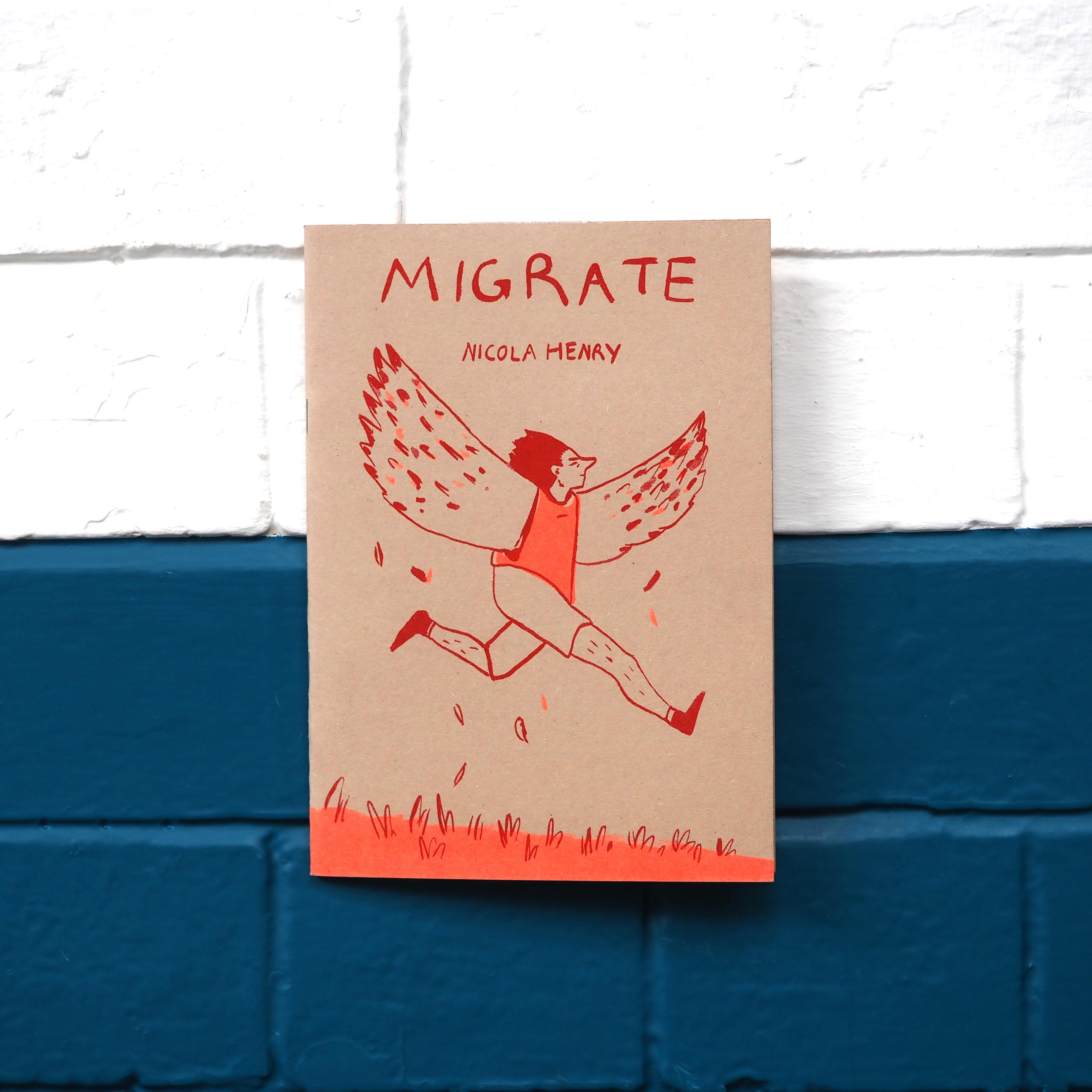 Migrate - Nicola Henry