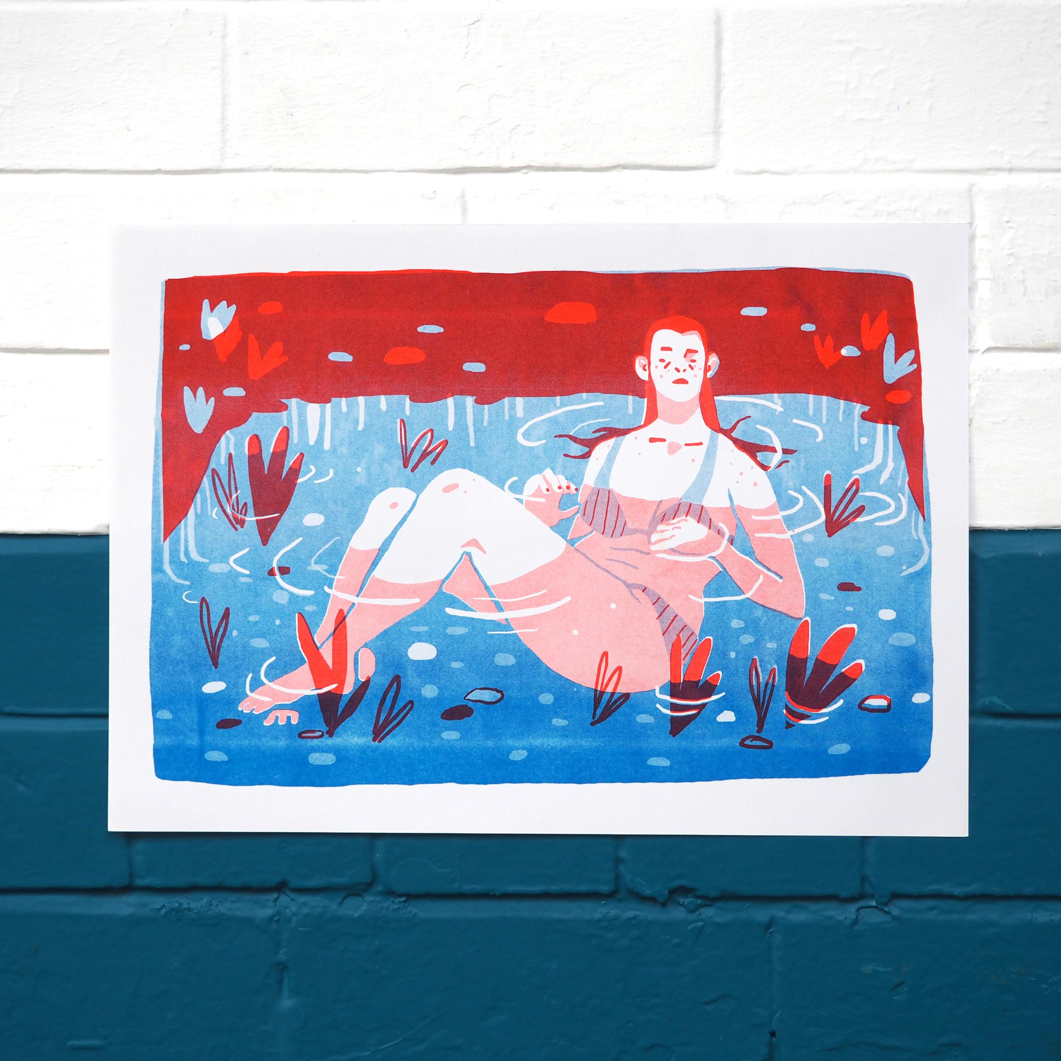 Pool - Nicola Henry