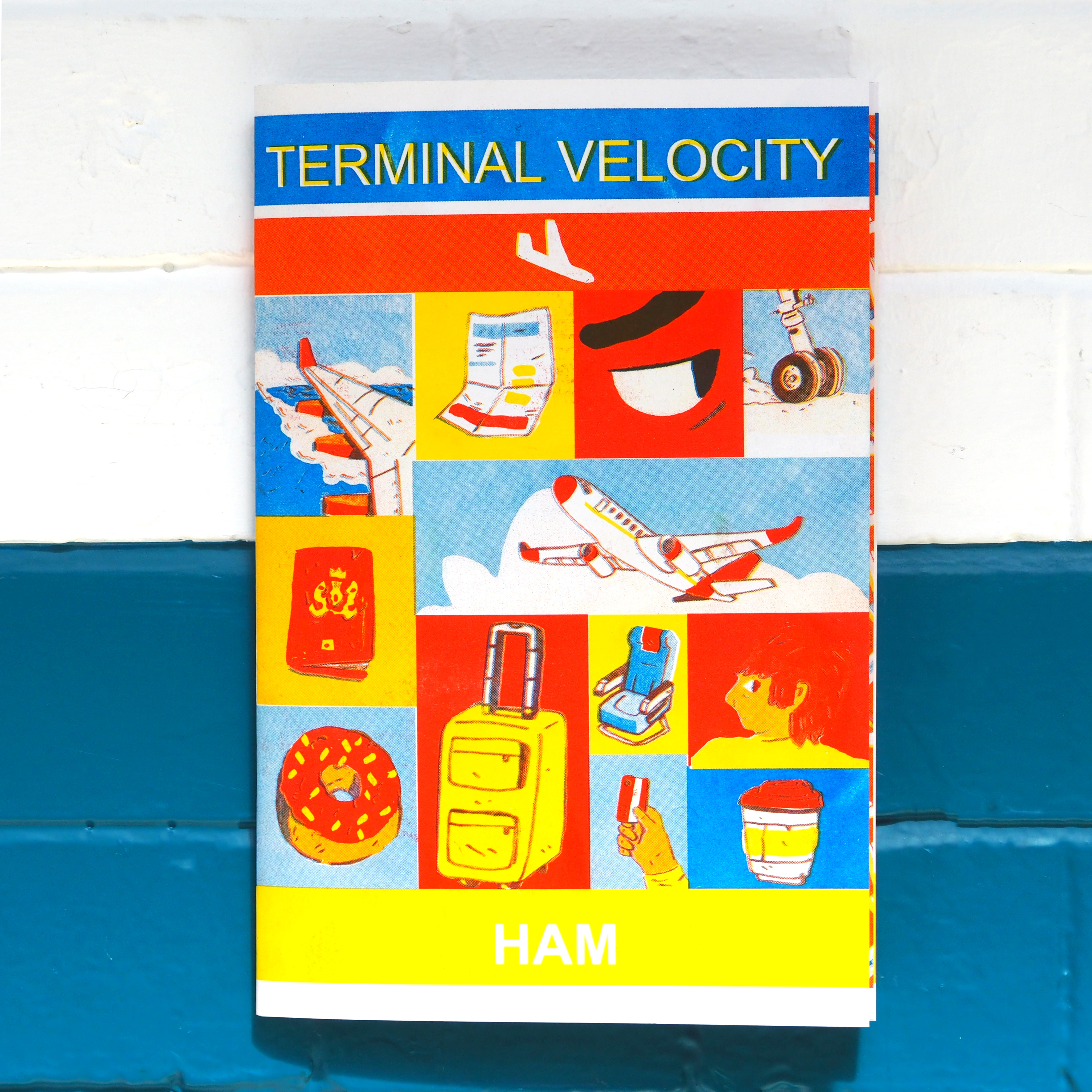 Terminal Velocity- HAM