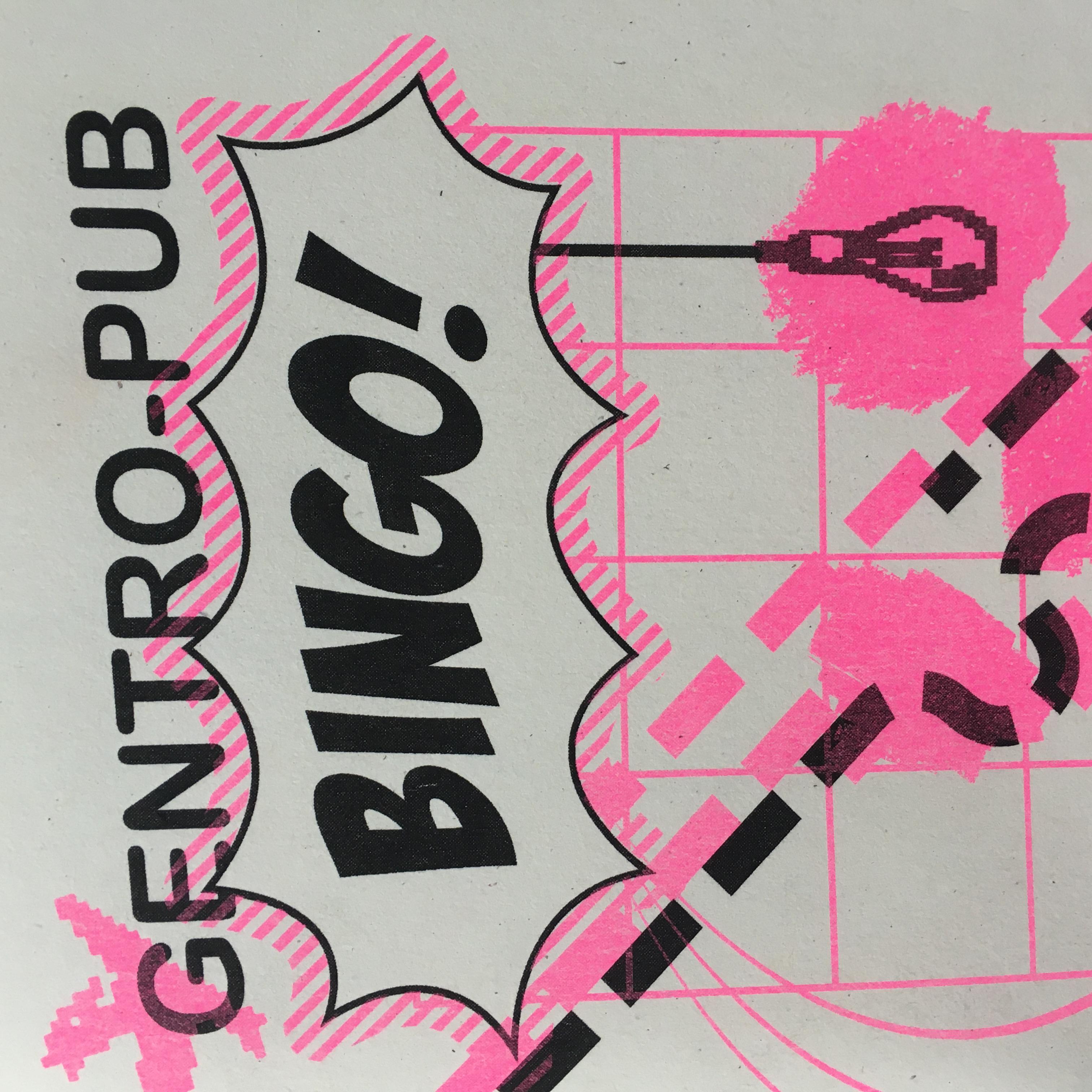 Gentro-Pub Bingo
