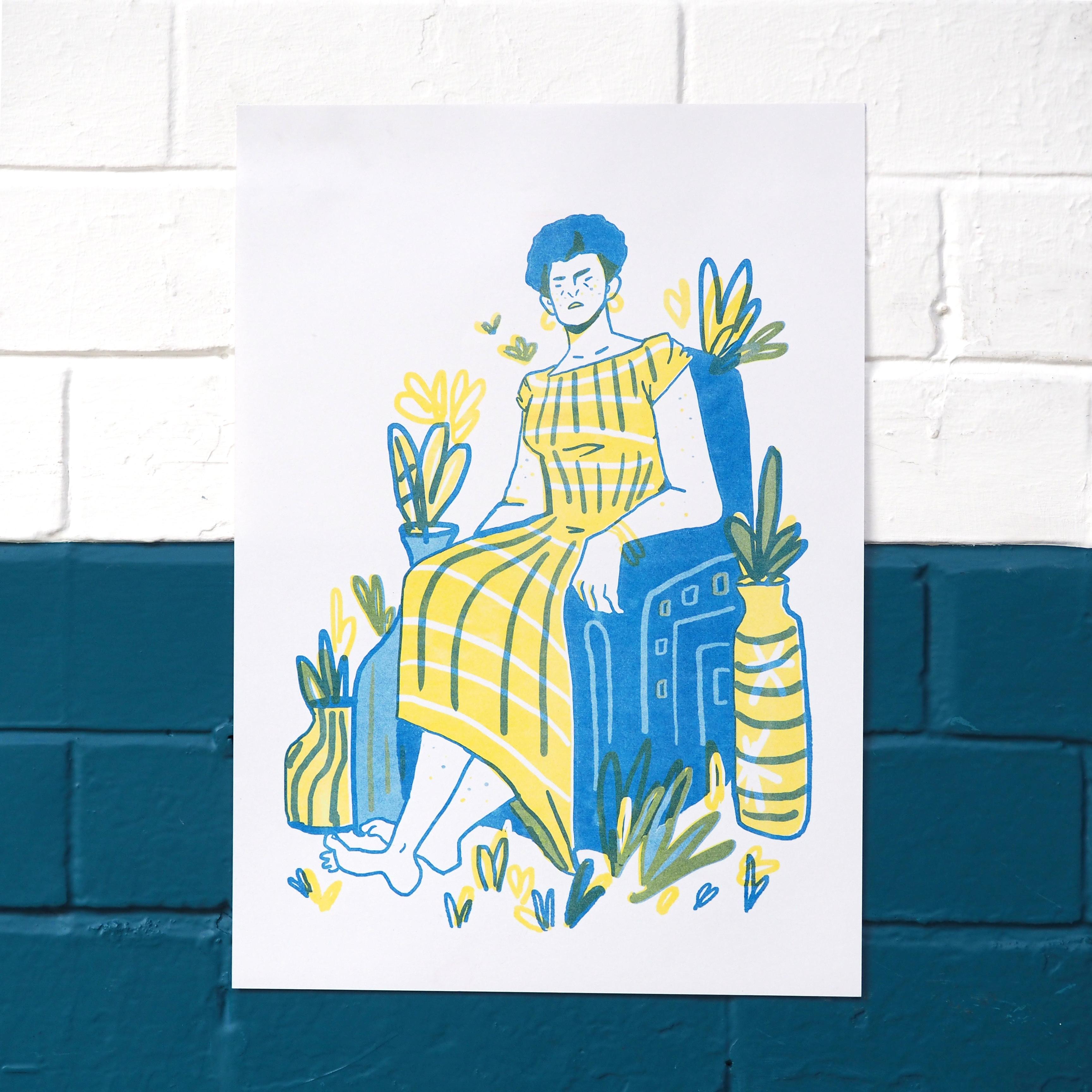 Plant Lady - Nicola Henry