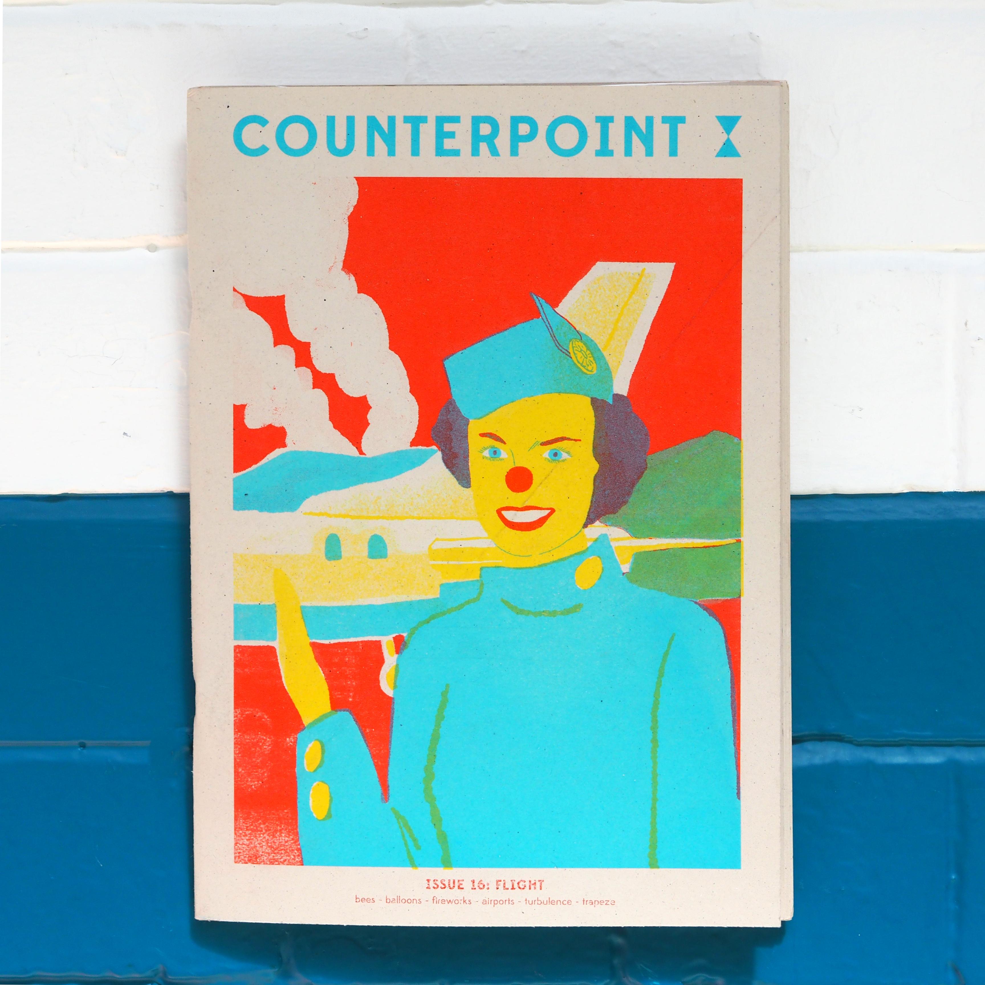 Counterpoint #16 - Flight