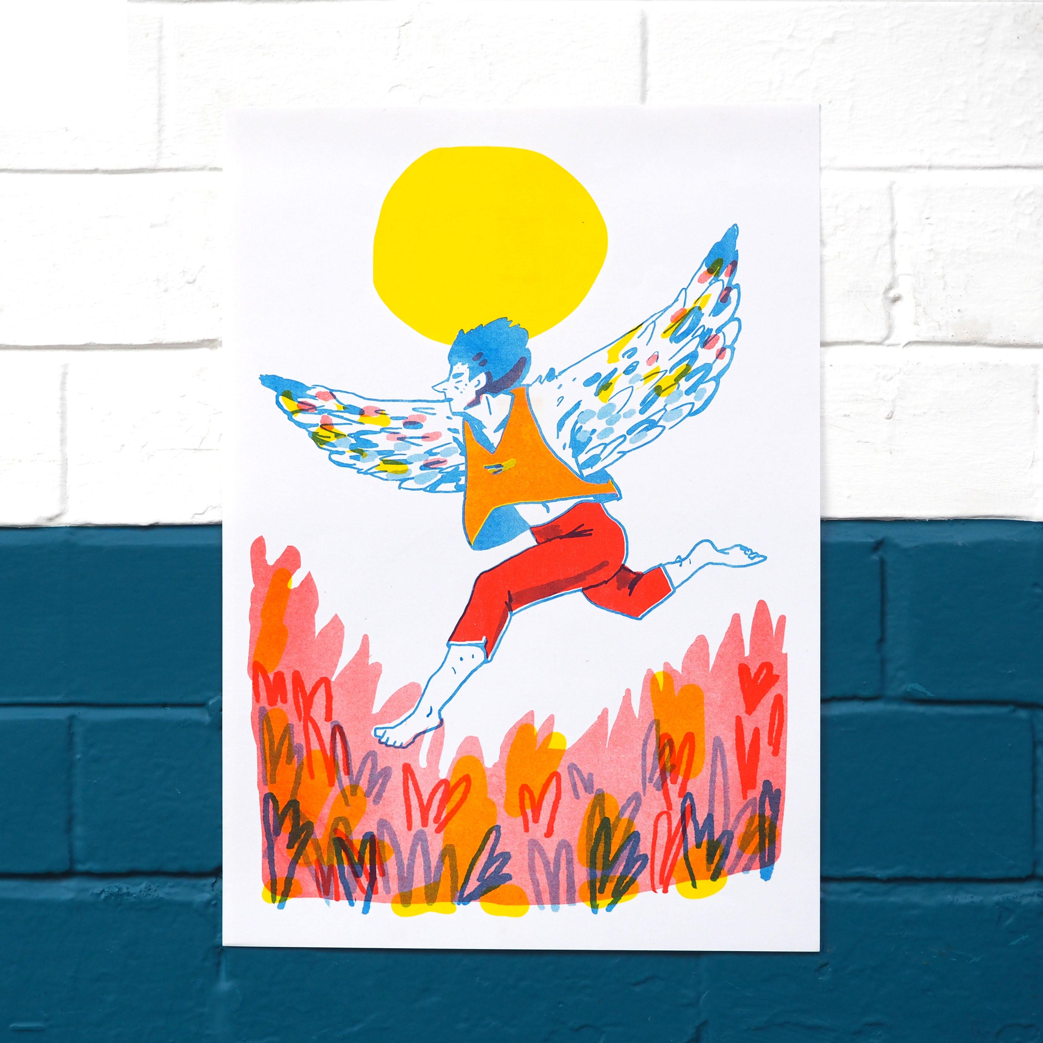 Icarus - Nicola Henry