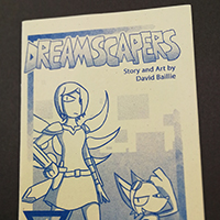 Dreamscapers Vol 2 - David Baillie