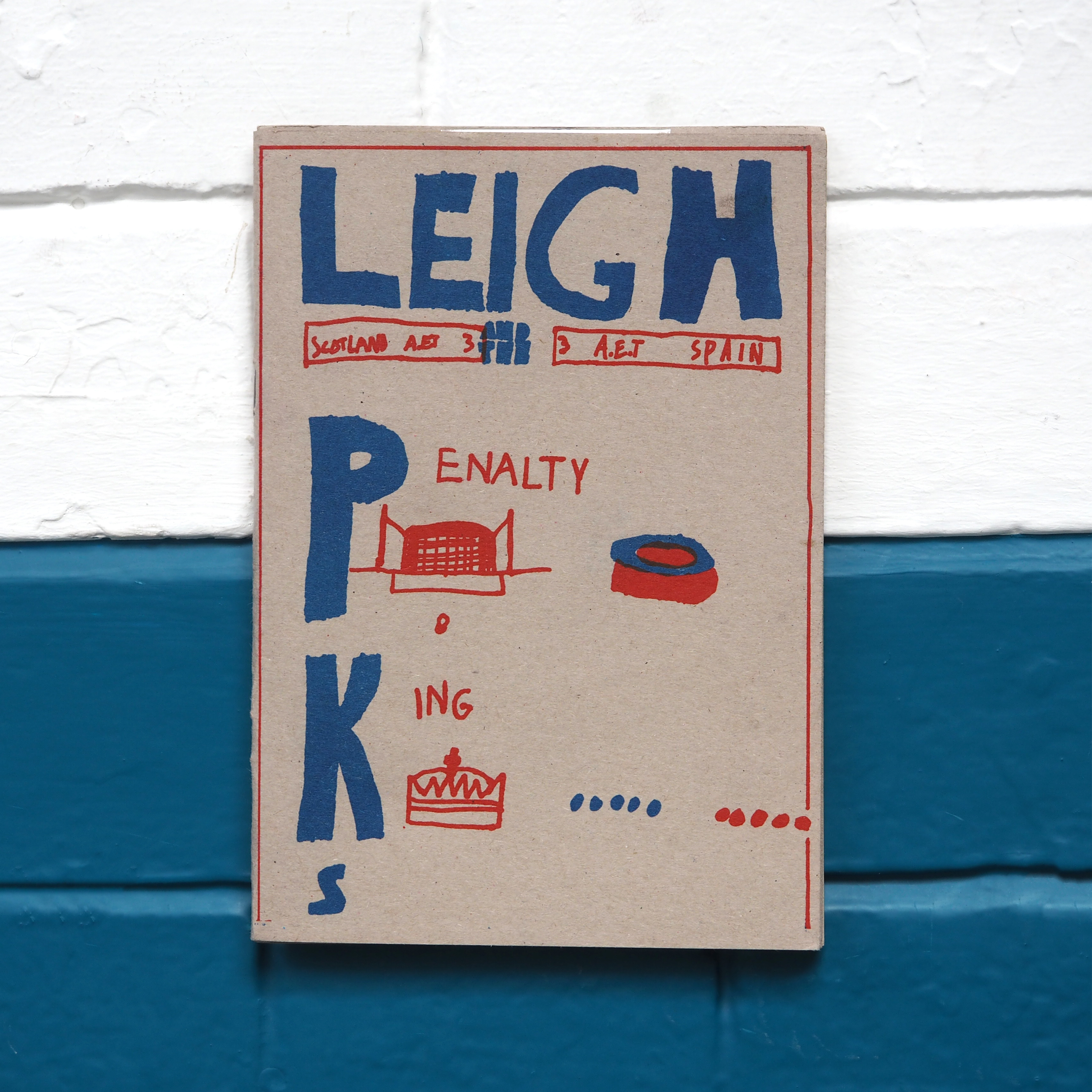 Leigh and the Penalty Kings