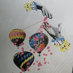 Hot Air Balloons - Anna Oberfeld