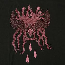 Medusa - Black Tee