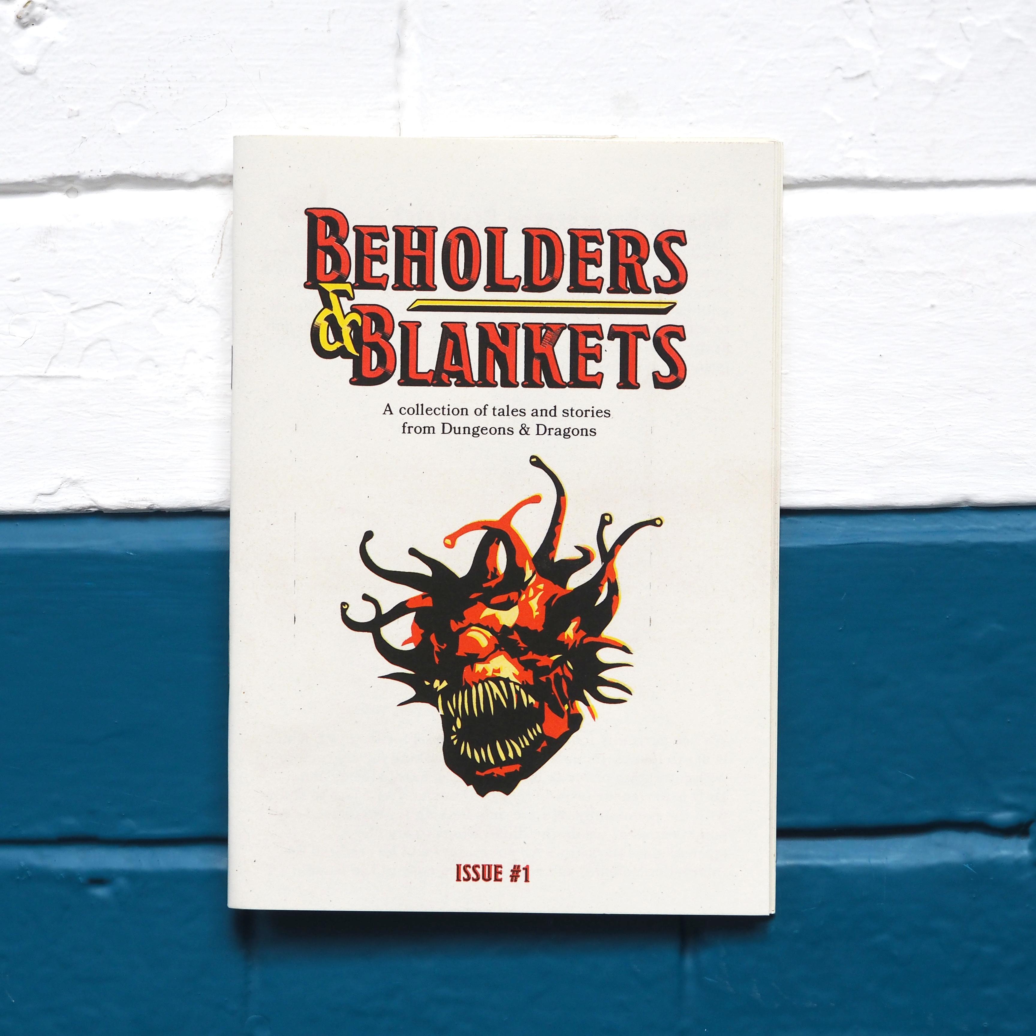 Beholders and Blankets - Jack Salvona