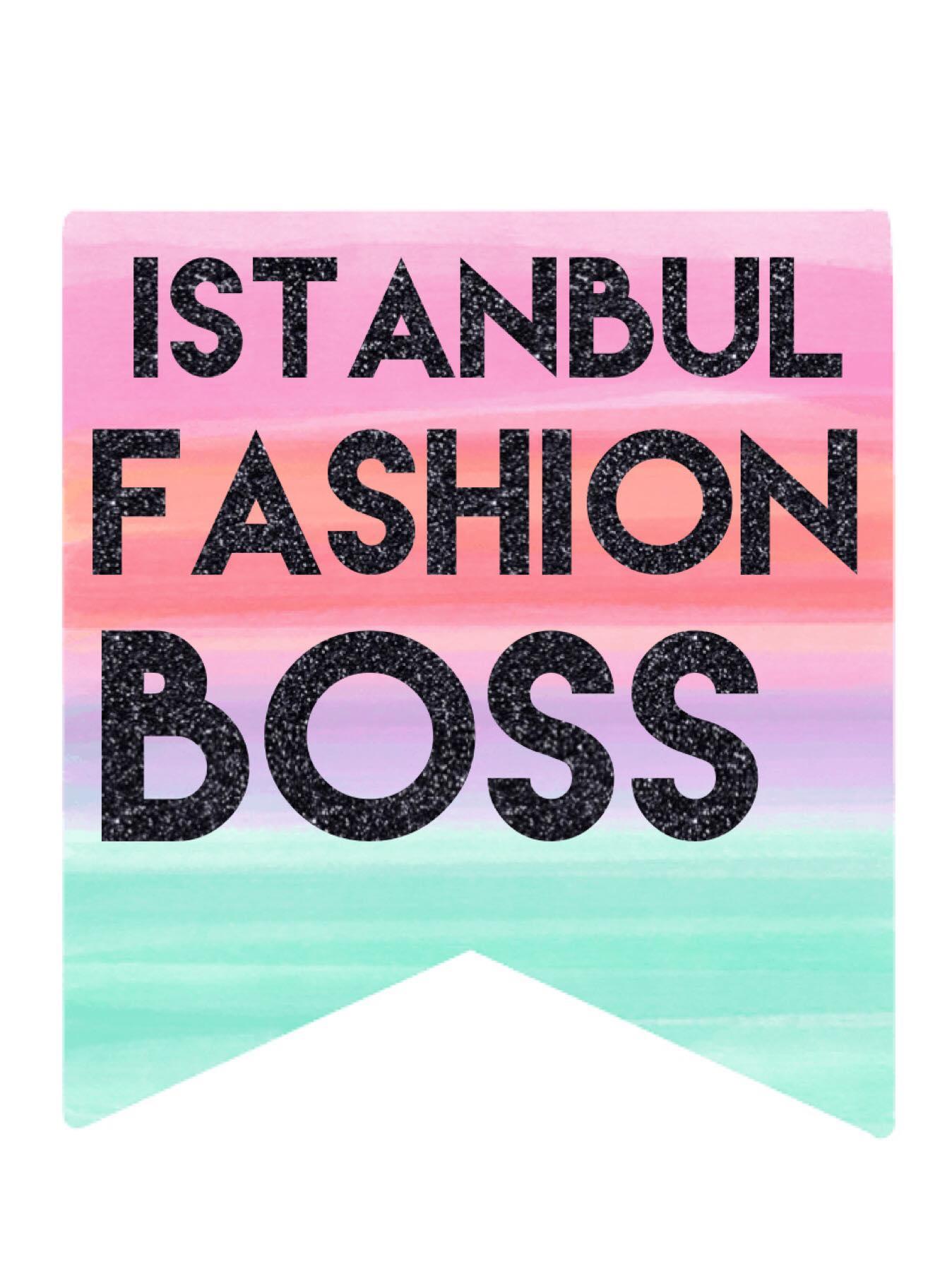 istanbul  fashion  boss