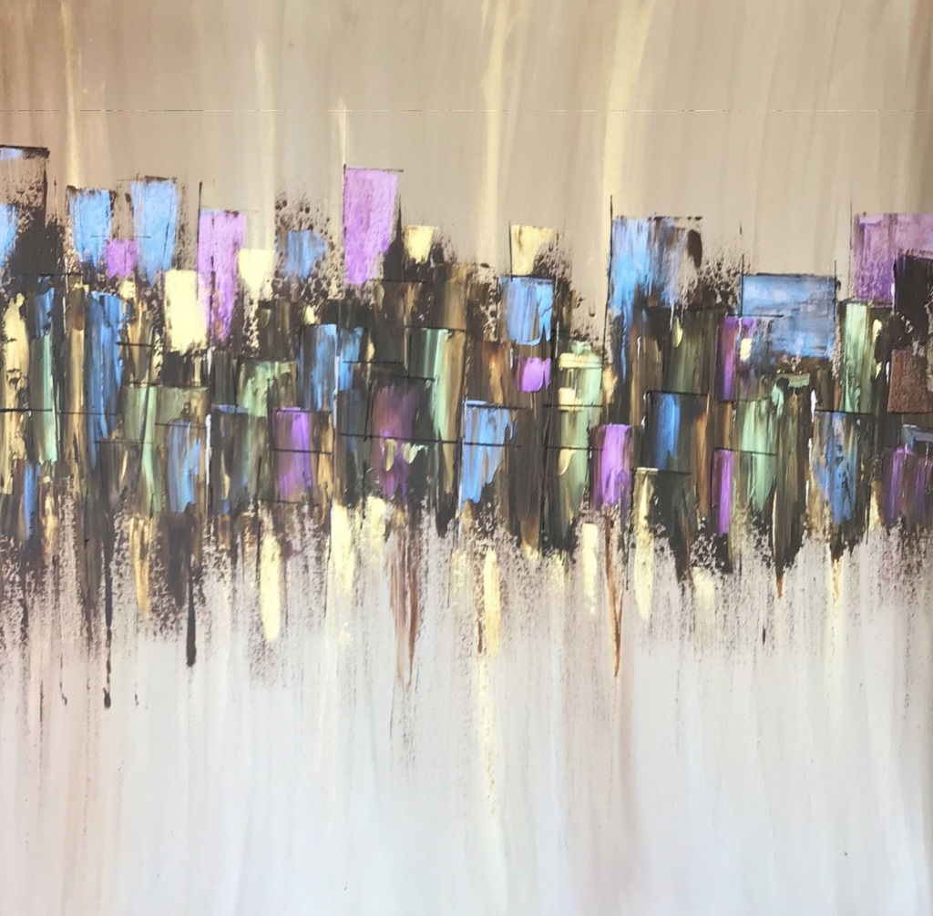 'Purple Skyline'