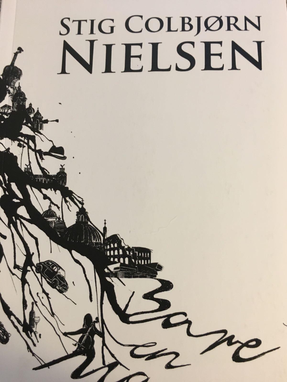 Bare en mand, sådan set af Stig Colbjørn Nielsen
