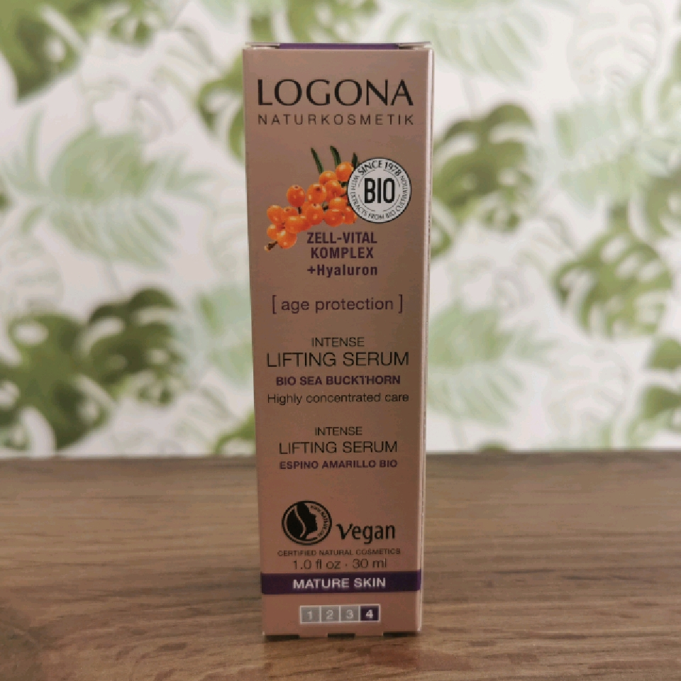Logona Intense Lifting Serum