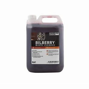 f. Bilberry Wheel Cleaner