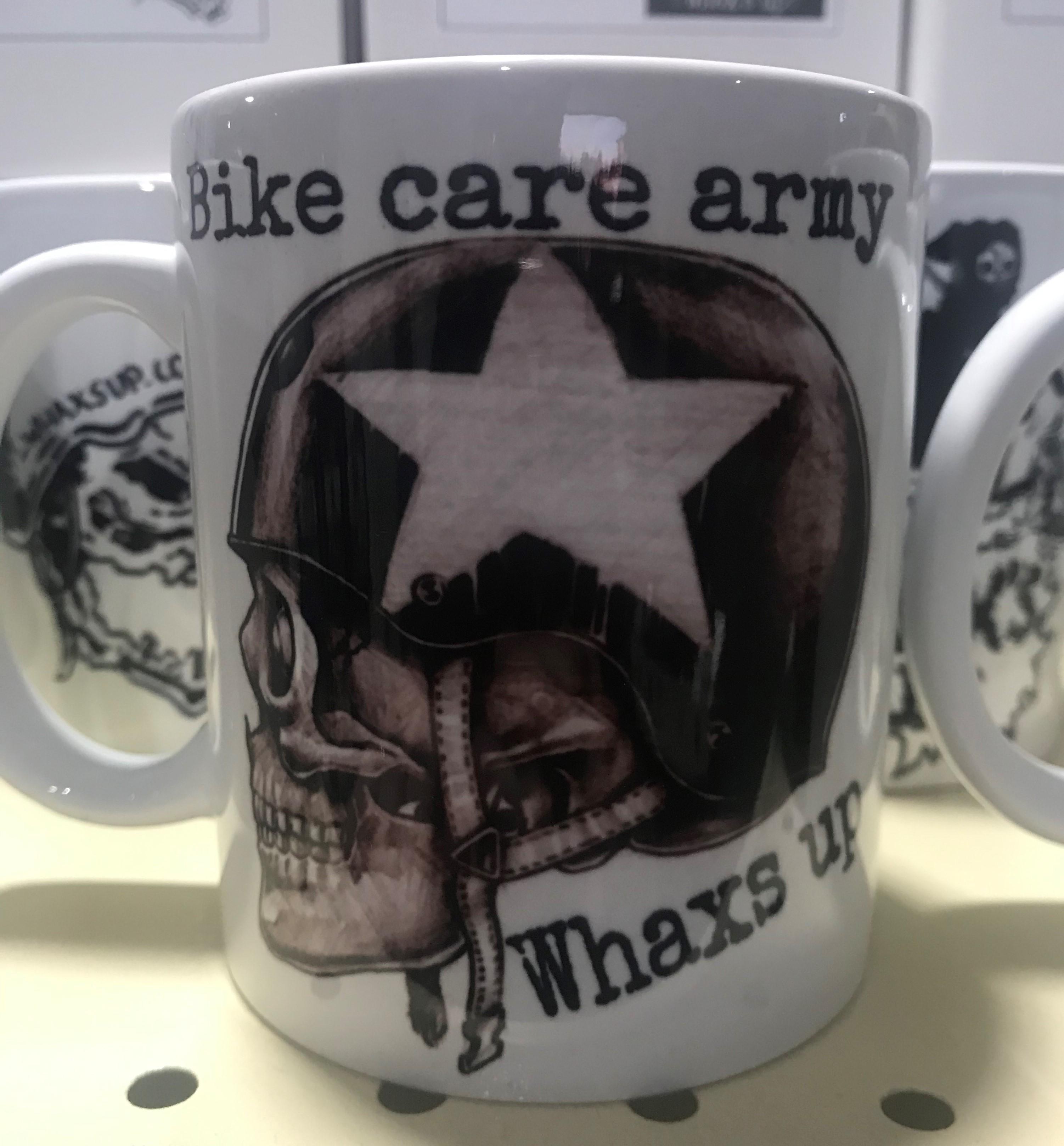 Whaxs Up Mug