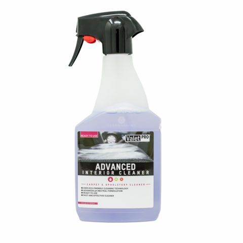 n. Advanced interior cleaner 500ml