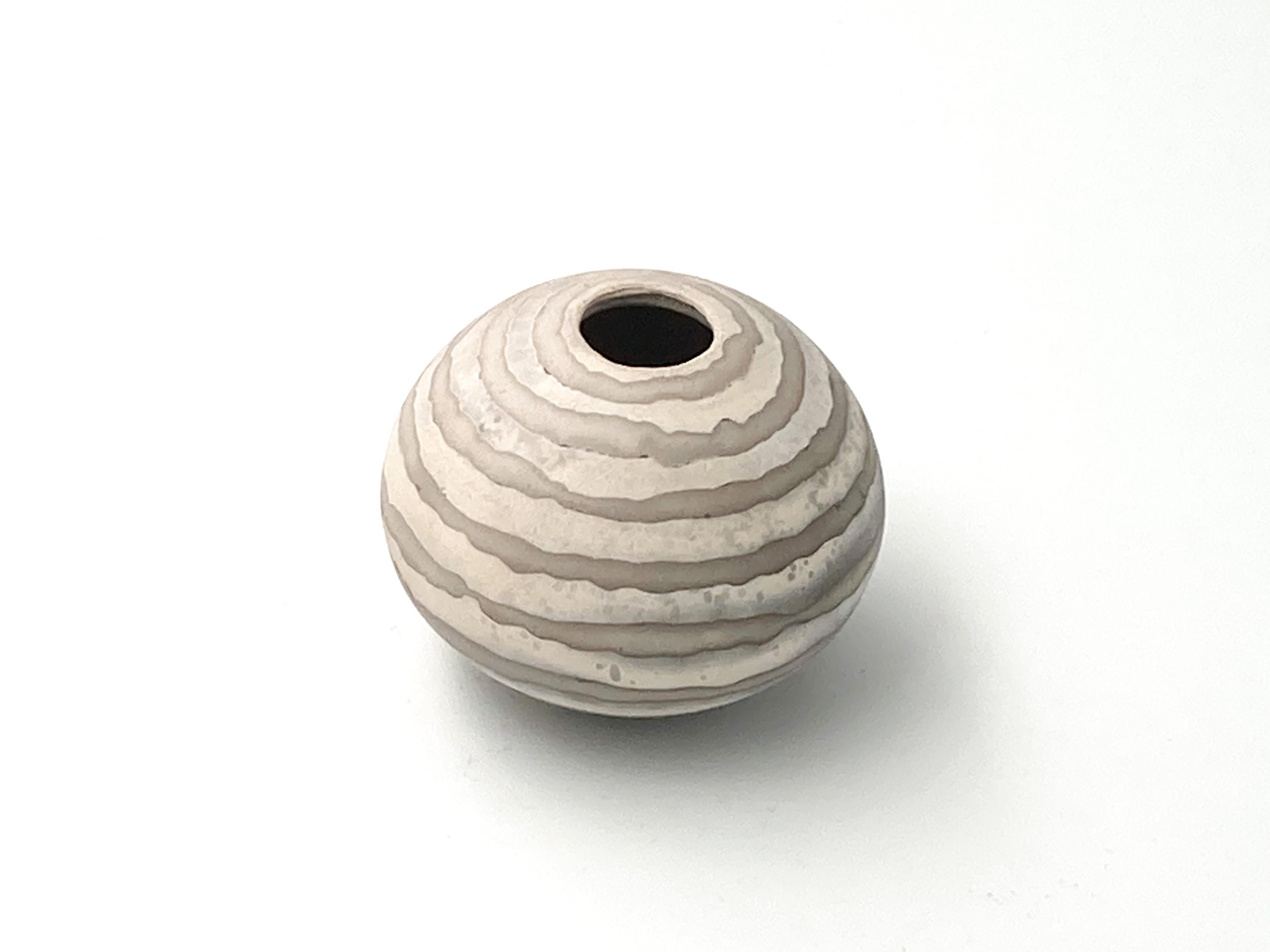 mini smoke fired pot