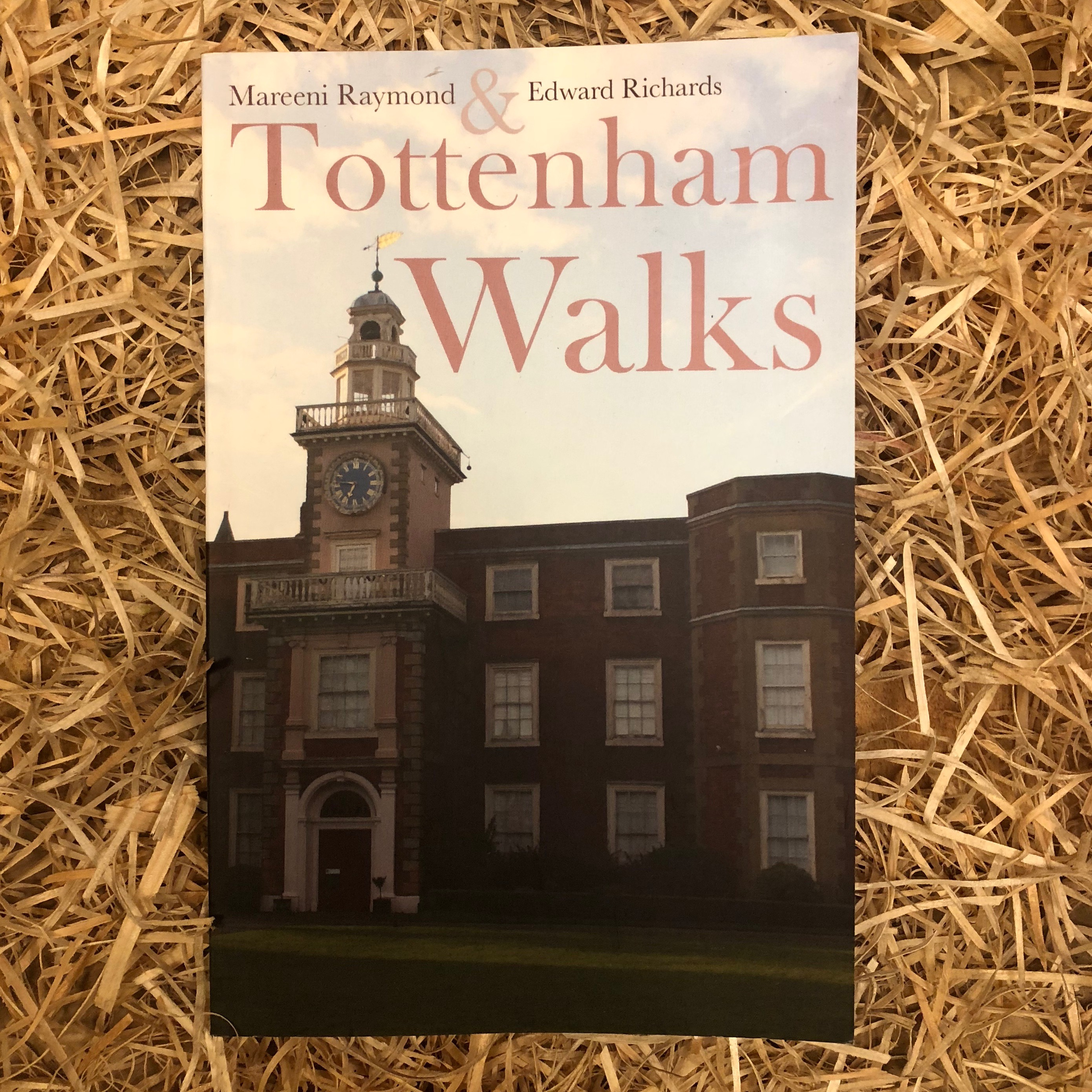 Tottenham Walks, Edward Richards & Mareeni Raymond
