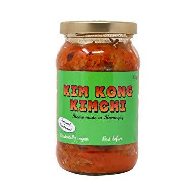Kim Kong Kimchi Jar