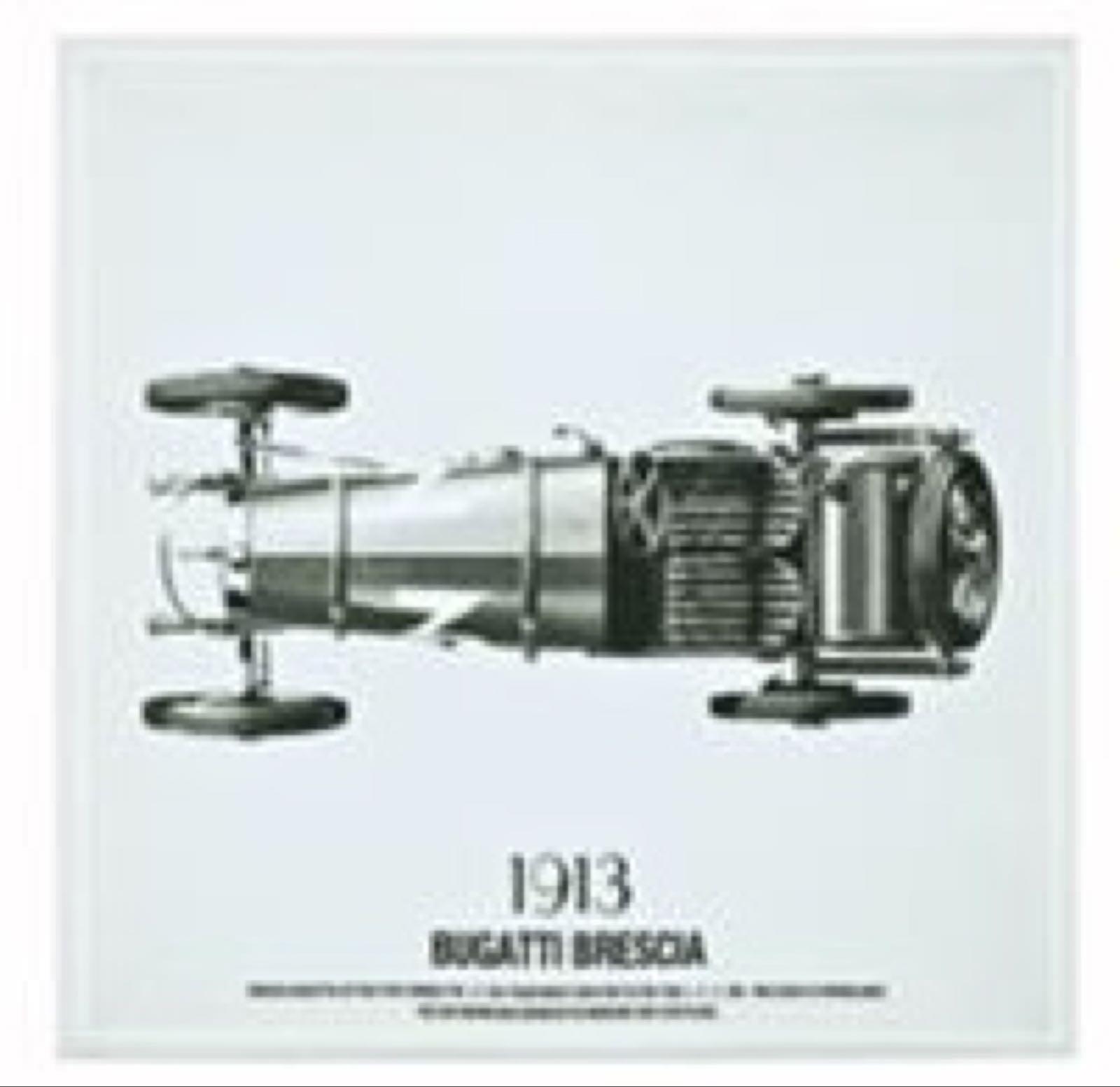 Bilde: Bugatti 3, ovenfra