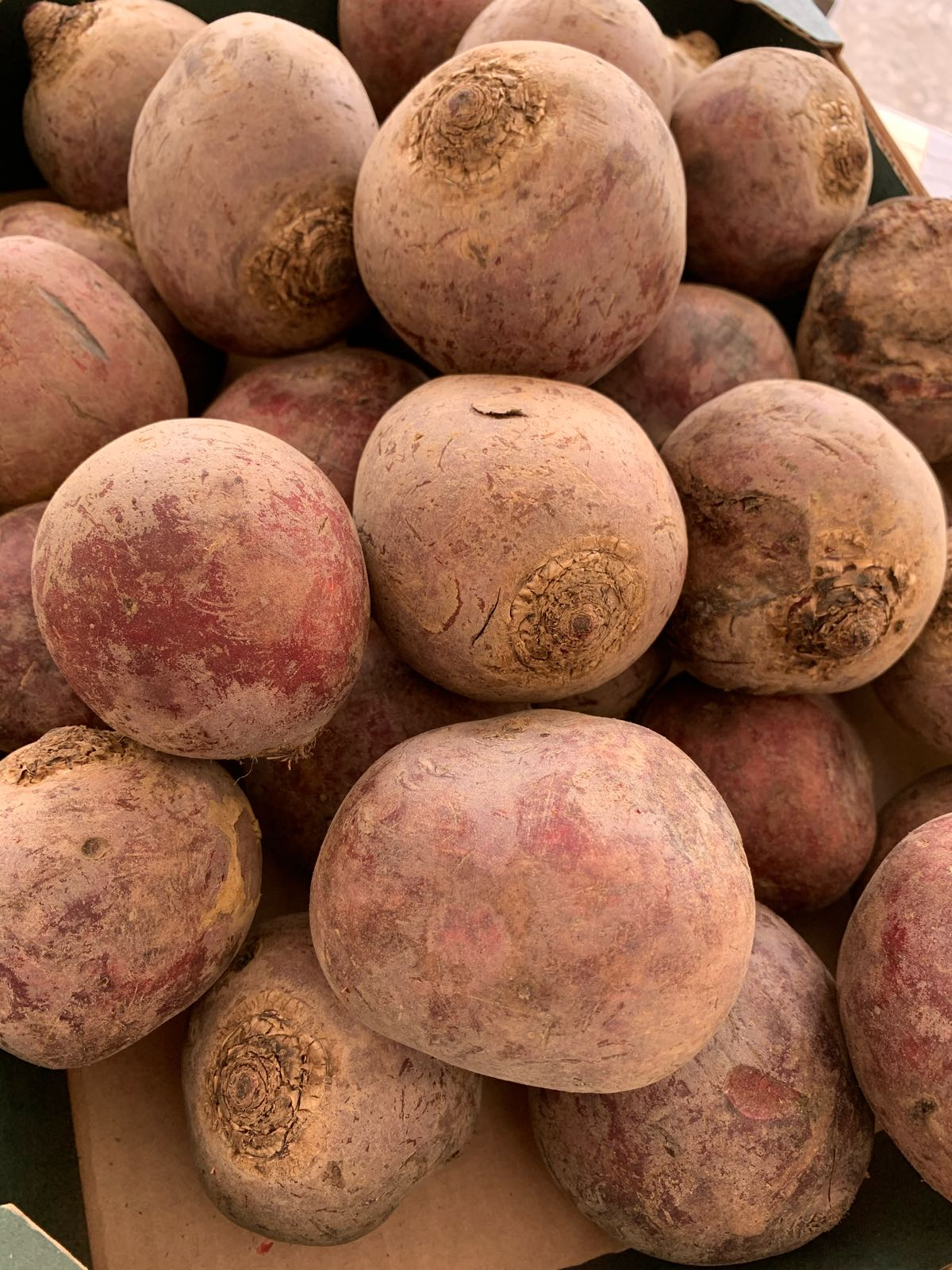 Fresh Beetroot - 500g - Approx 2