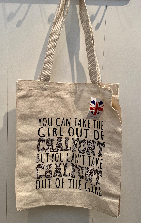 Chalfont tote bag