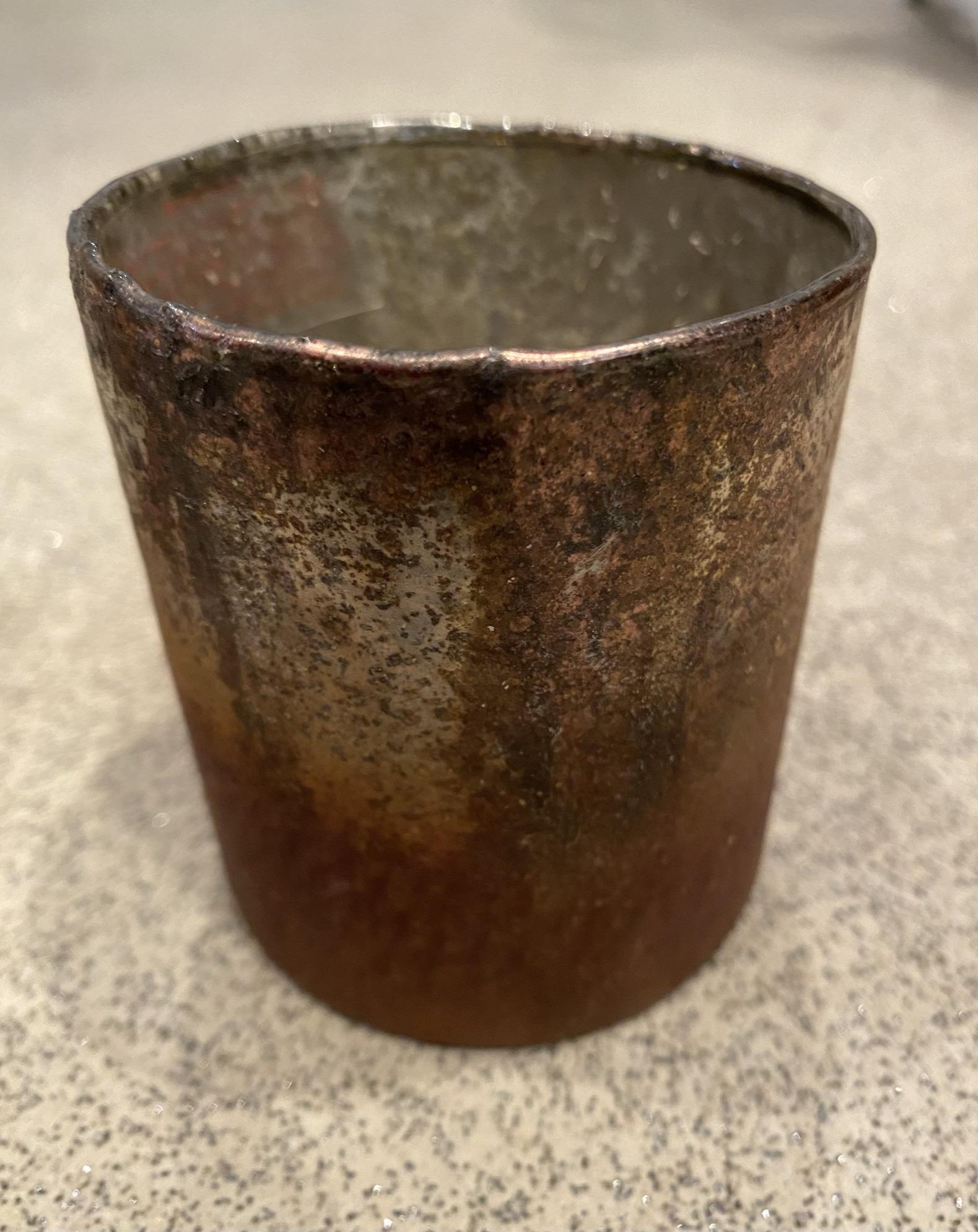 Nkuku Morri small tealight holder