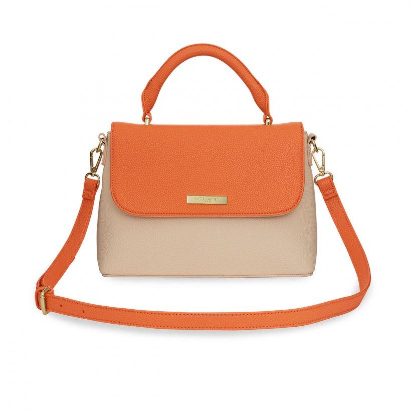 Katie Loxton Talia two tone messenger bag