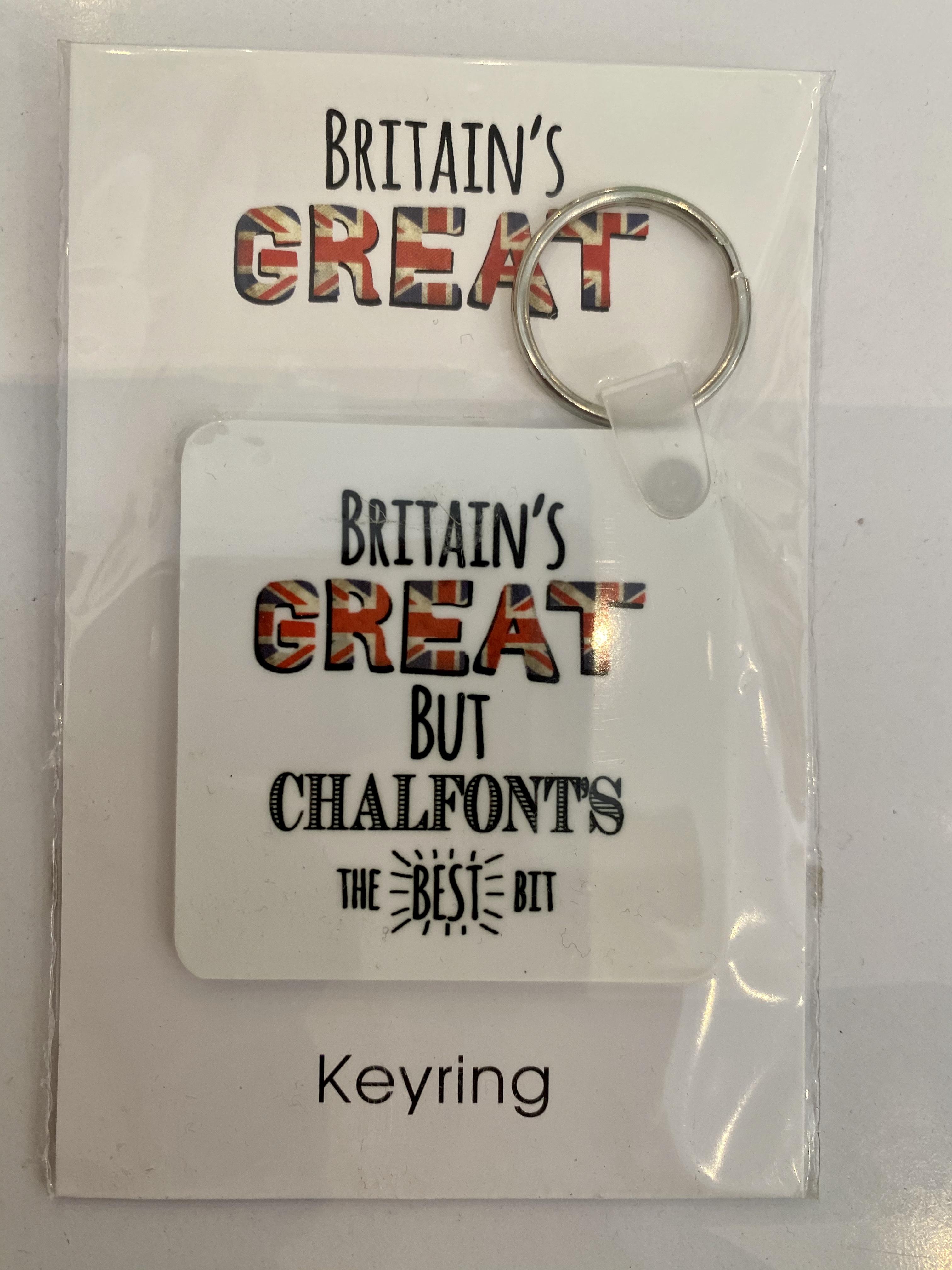 Chalfont key ring