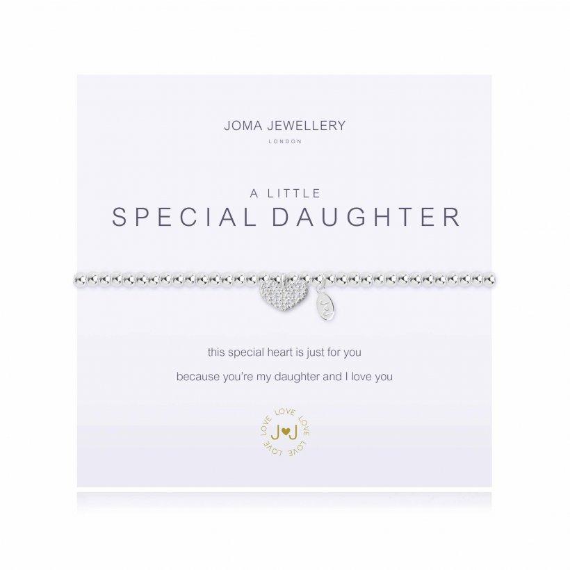 Joma Jewellery Special Daughter bracelet