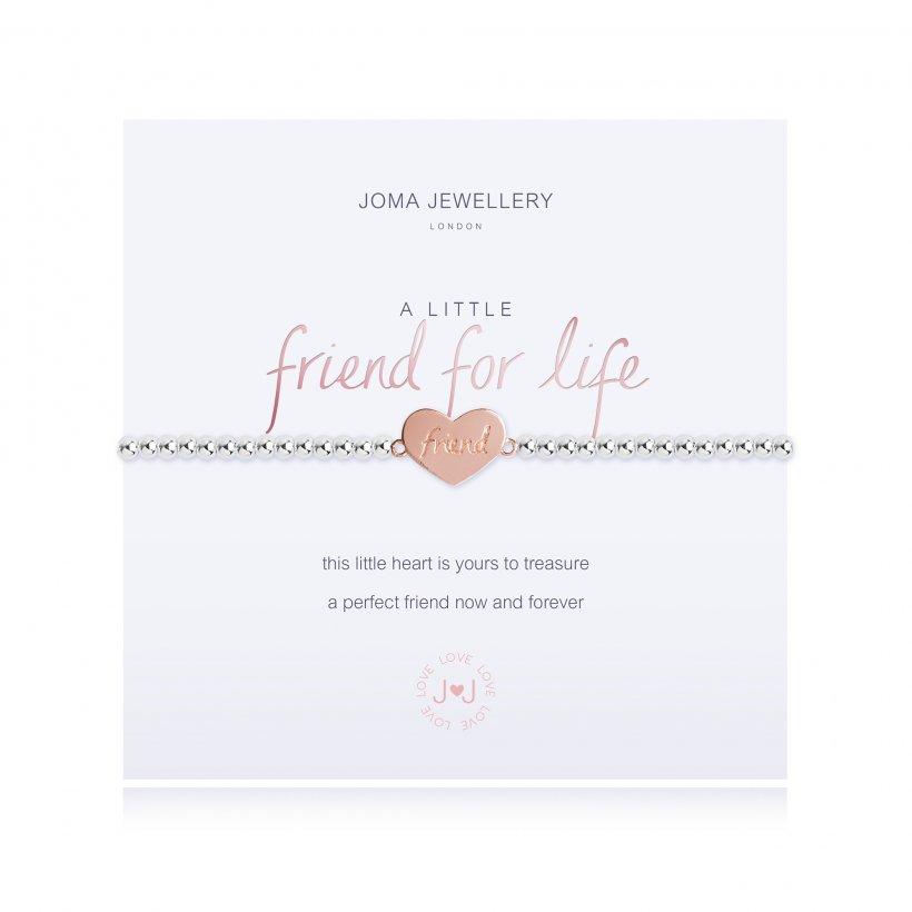 Joma Jewellery Friend for Life bracelet